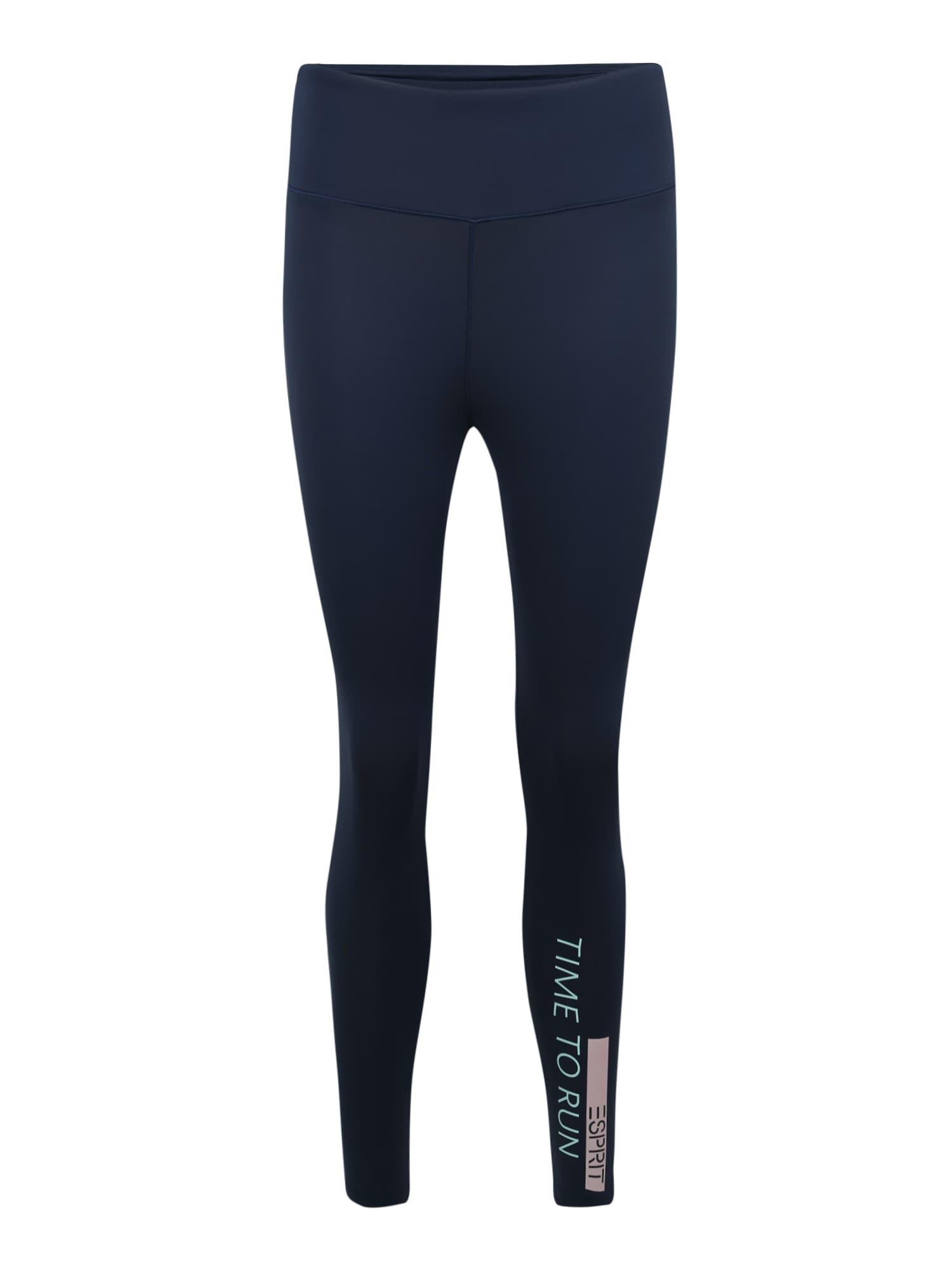 Sportovní kalhoty námořnická modř světlemodrá ESPRIT SPORTS