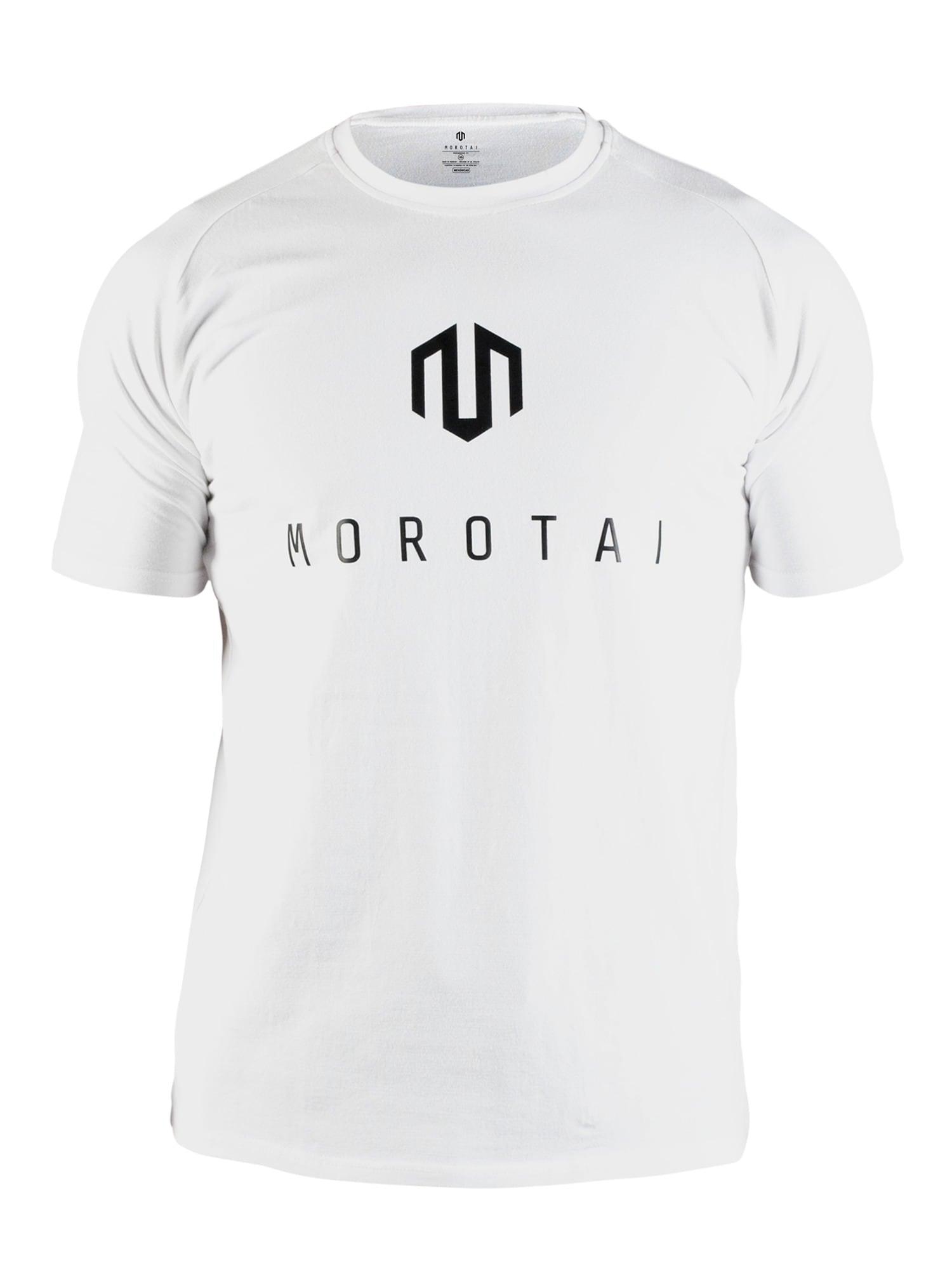 Funkční tričko Brand Basic bílá MOROTAI