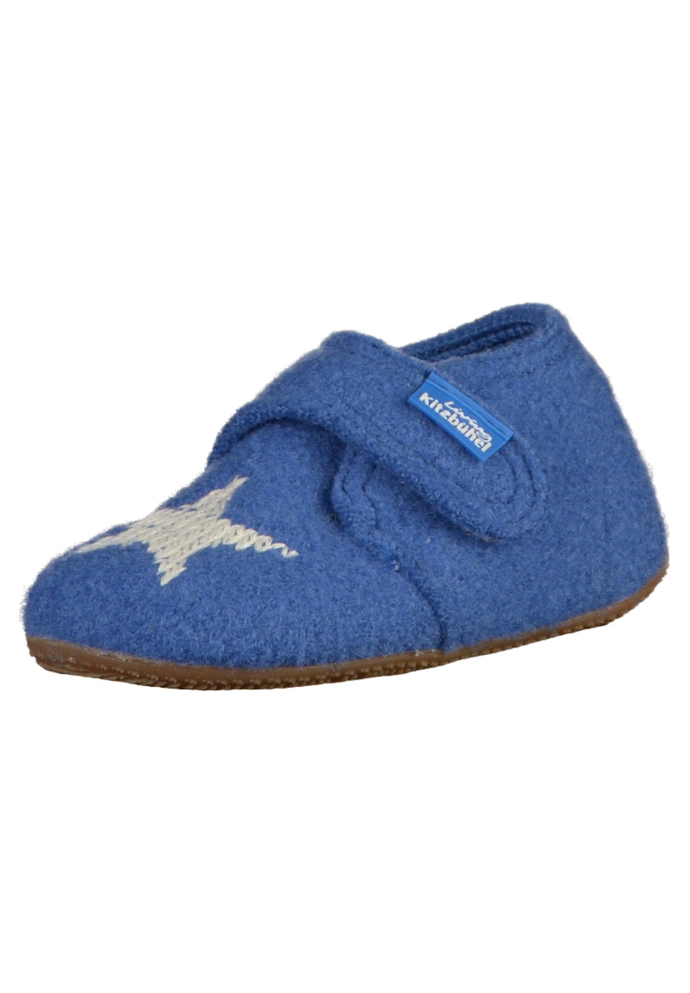 Pantofle modrá Living Kitzbühel