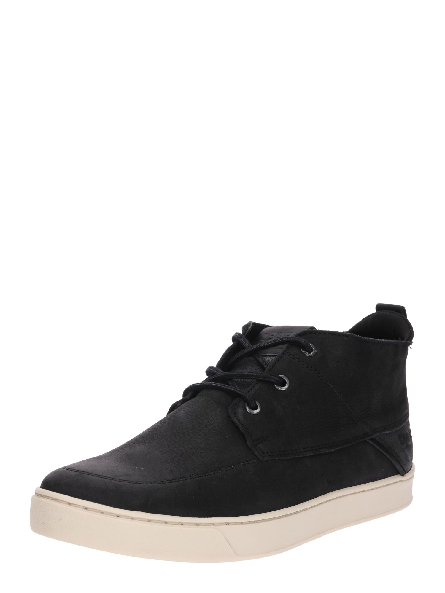 Šněrovací boty KARL  černá BJÖRN BORG