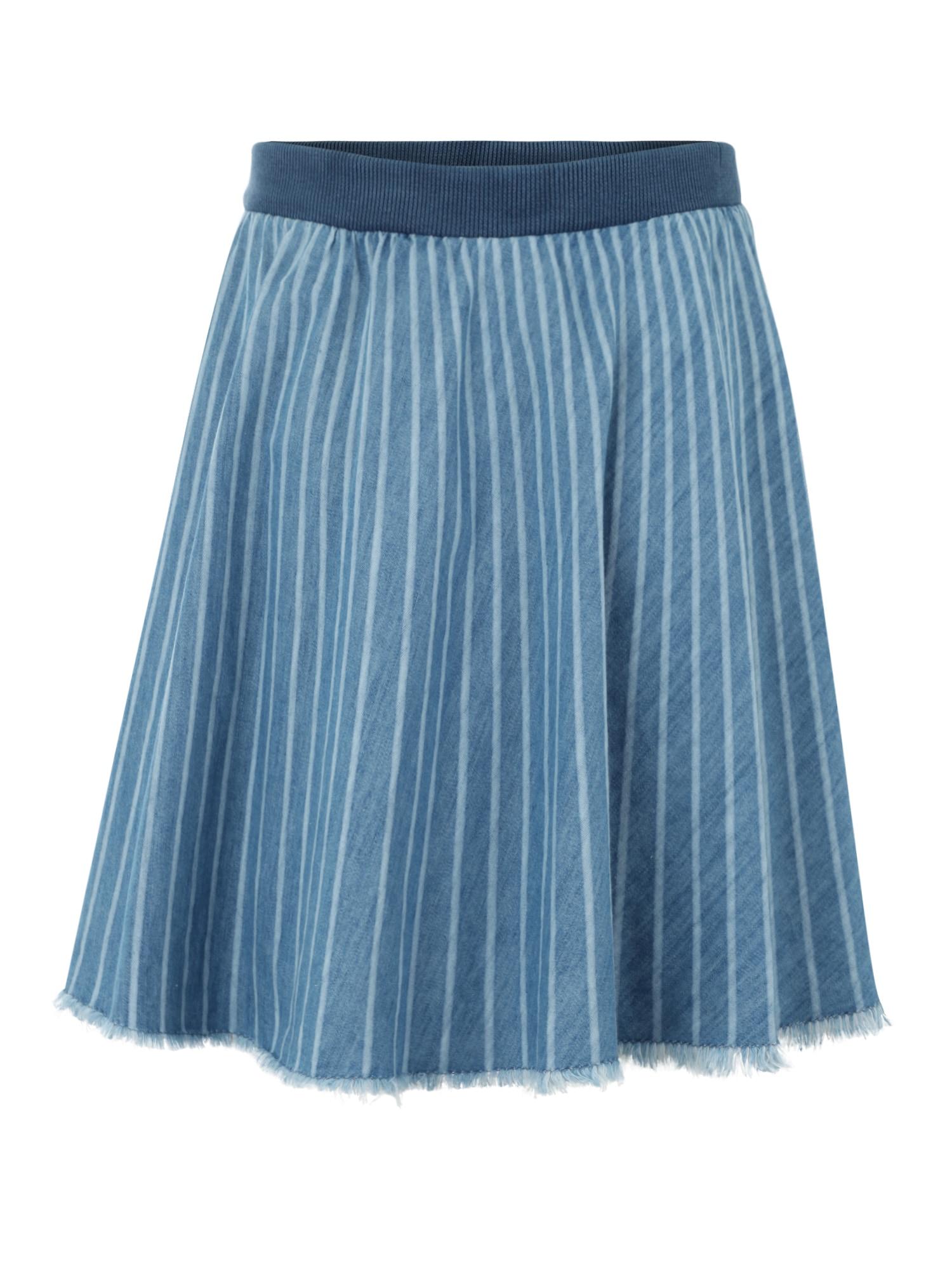 Pepe Jeans, Meisjes Rok 'JENNA', blauw denim
