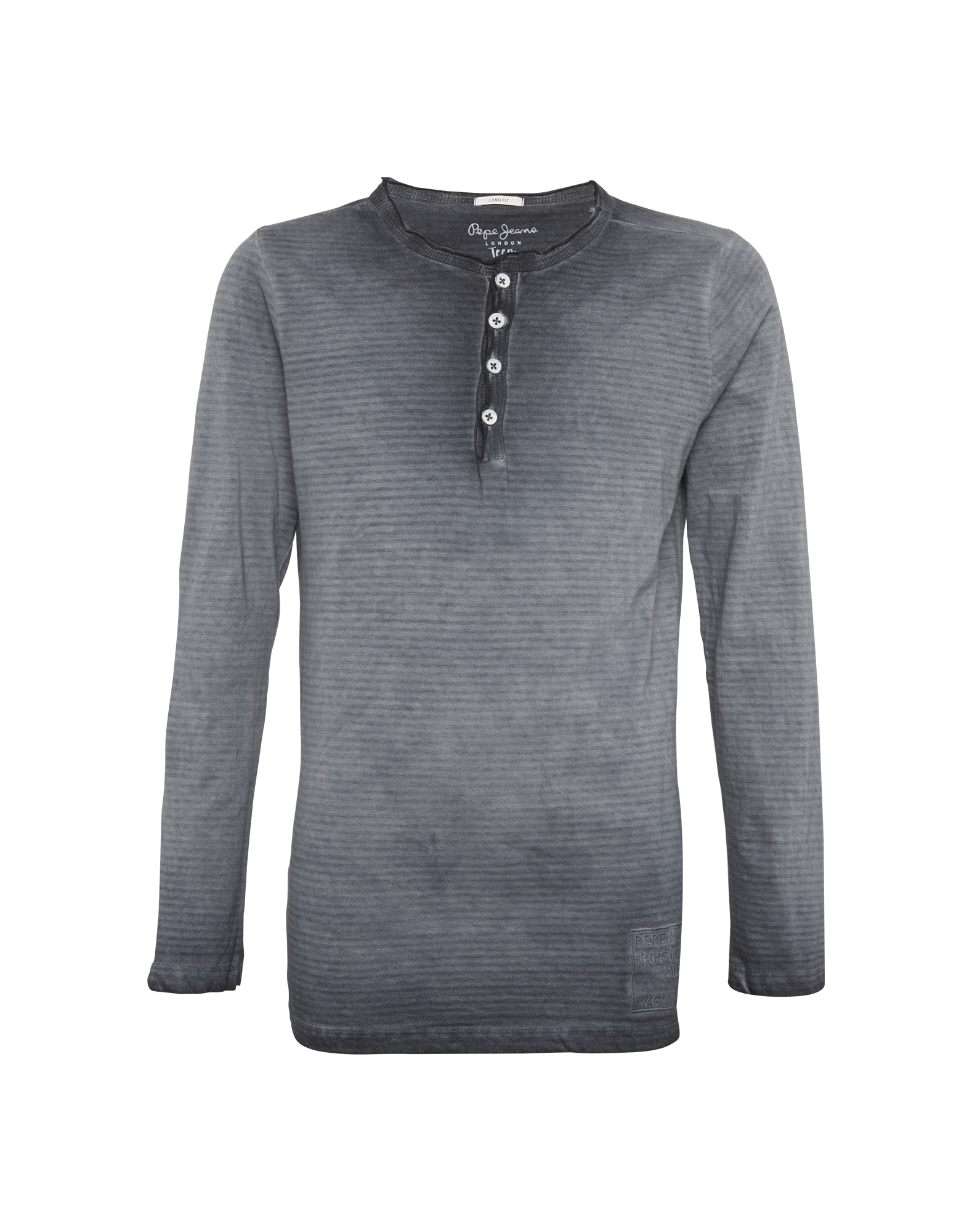 Pepe Jeans Jongens Shirt JACK TEEN duifblauw grijs rookgrijs