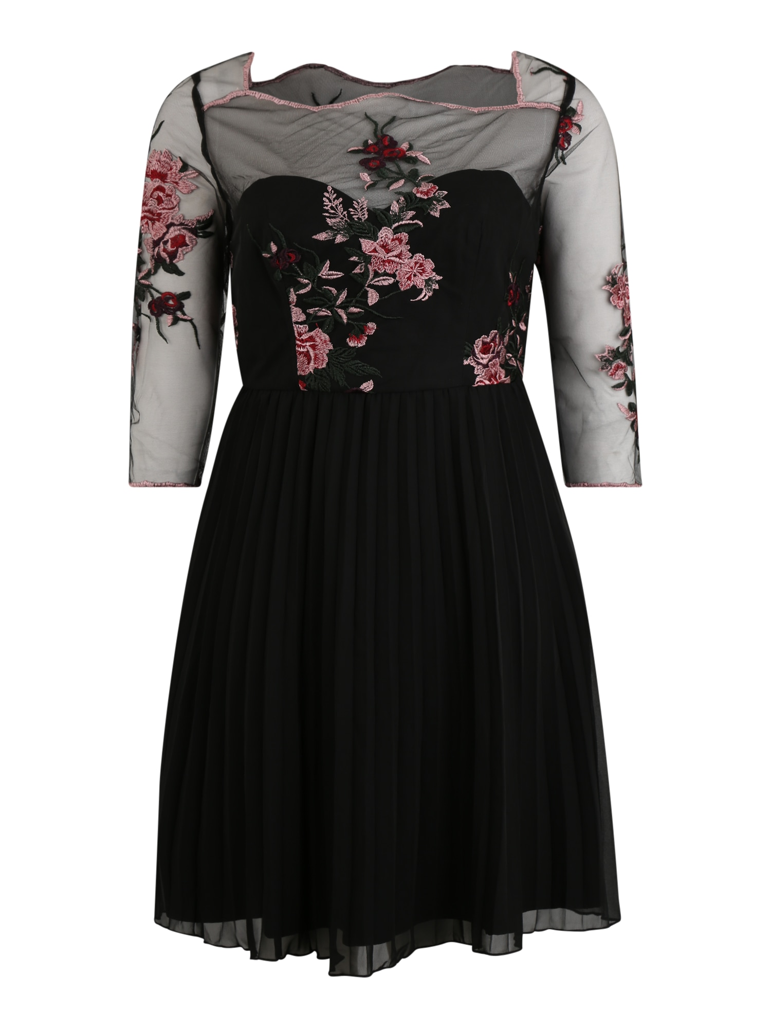 Chi Chi Curve Sukienka koktajlowa 'Adalee'  czarny