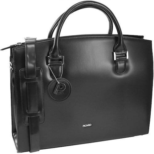 Berlin Business-Handtasche Leder 36 cm