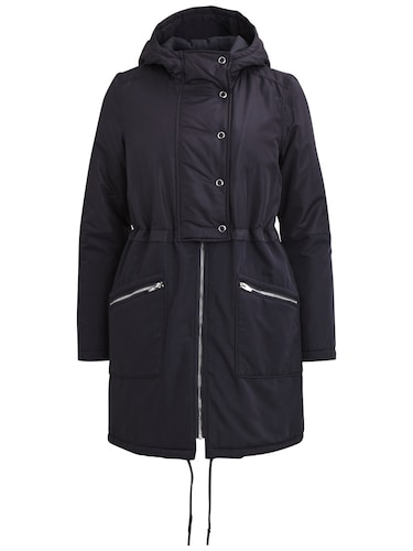 Gepolsterter Mantel