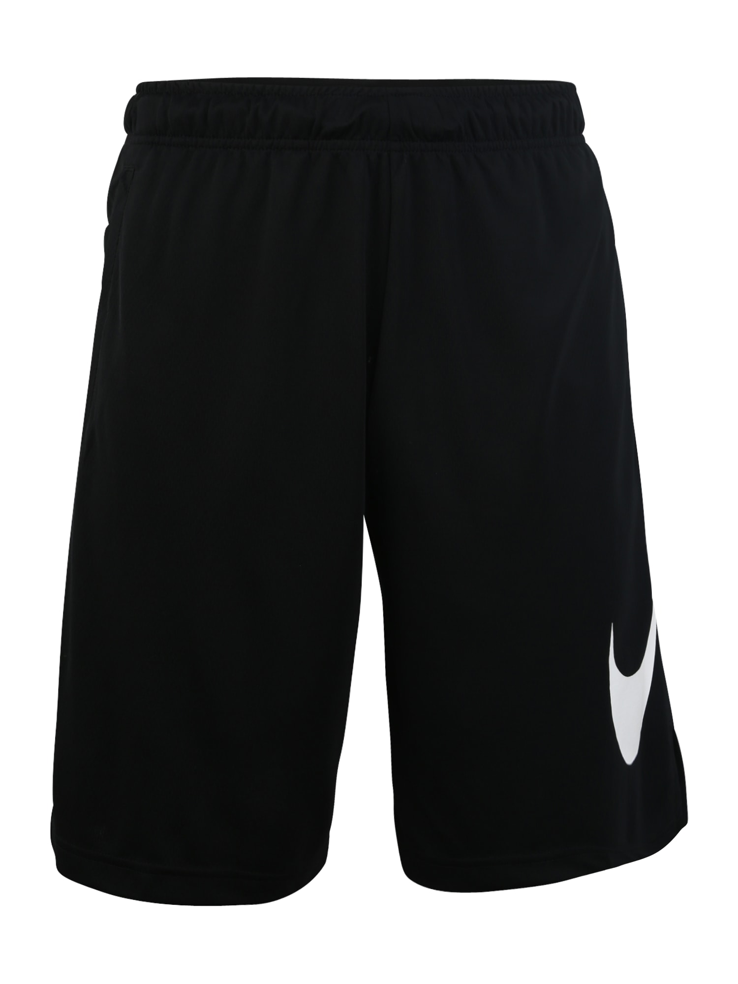 Sportovní kalhoty M NK DRY SHORT 4.0 HBR černá bílá NIKE