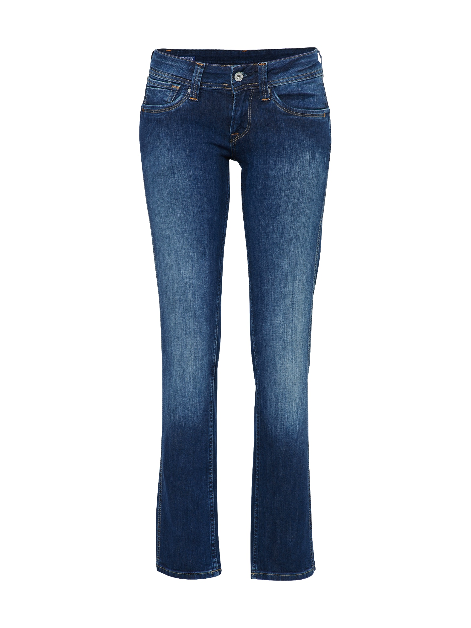 Pepe Jeans Dames Jeans Olympia blue denim