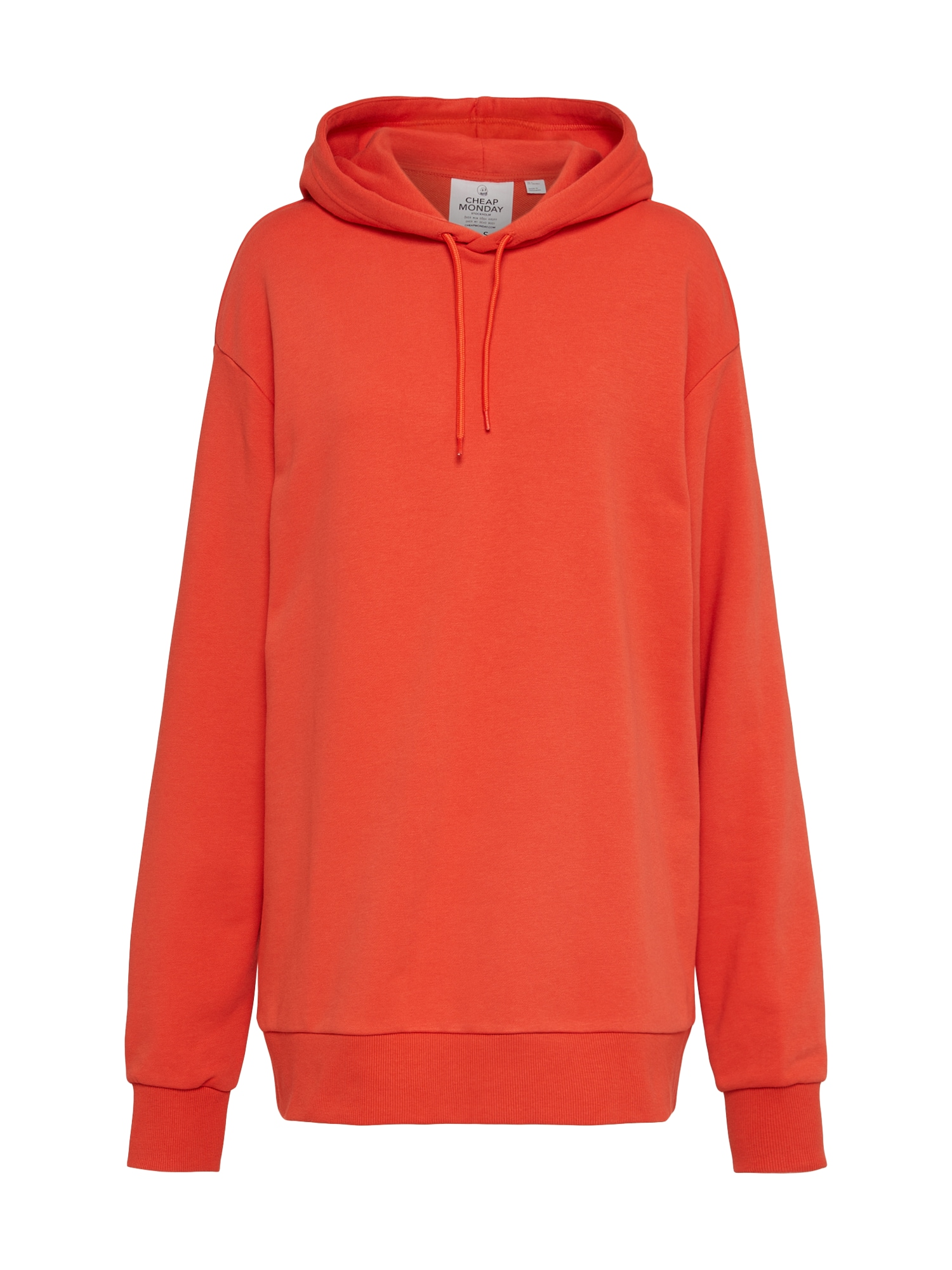 CHEAP MONDAY Dames Sweatshirt rood