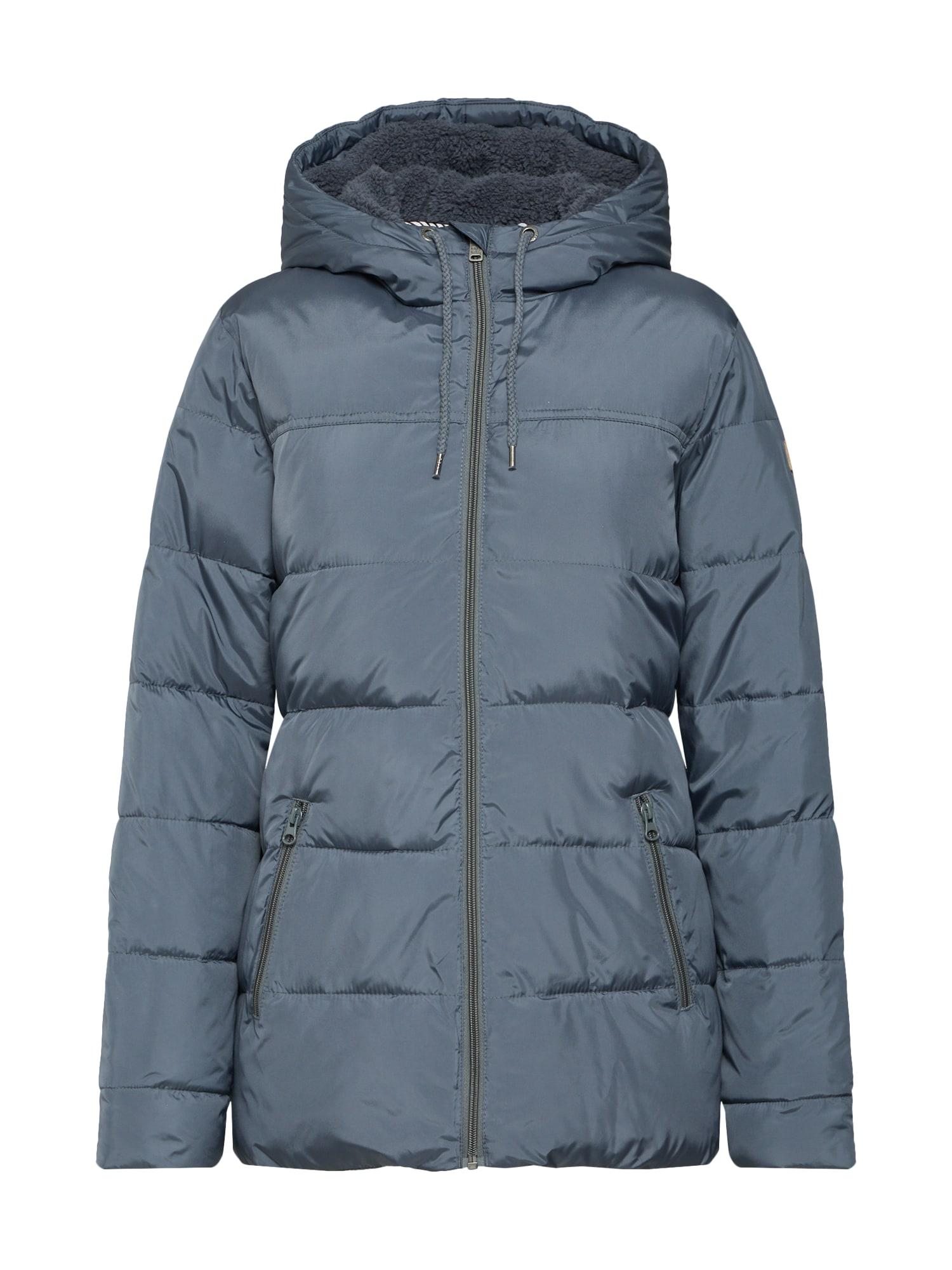 Zimní bunda HARBOR chladná modrá ROXY