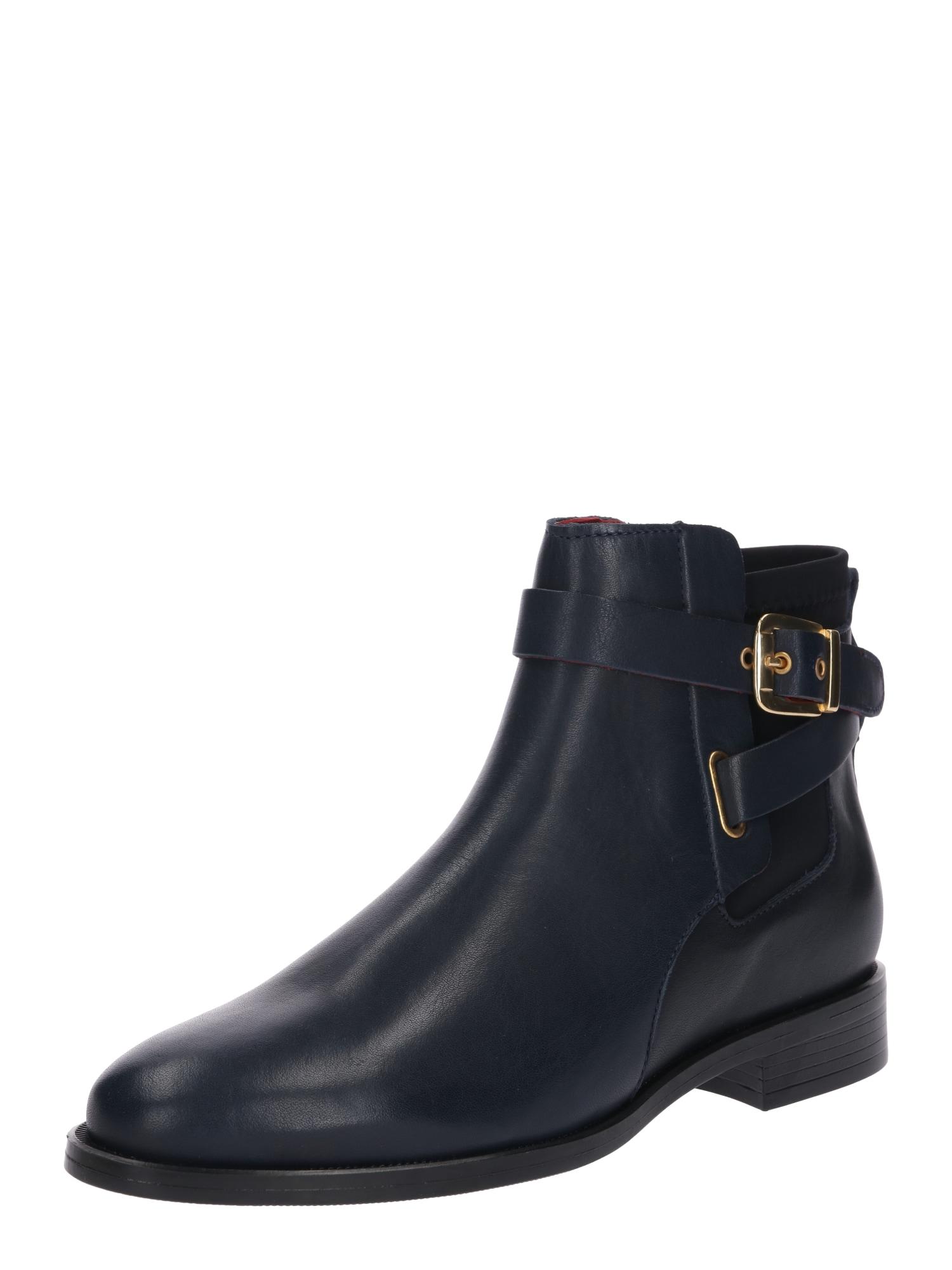 Chelsea boty AQUA SKY námořnická modř BUFFALO