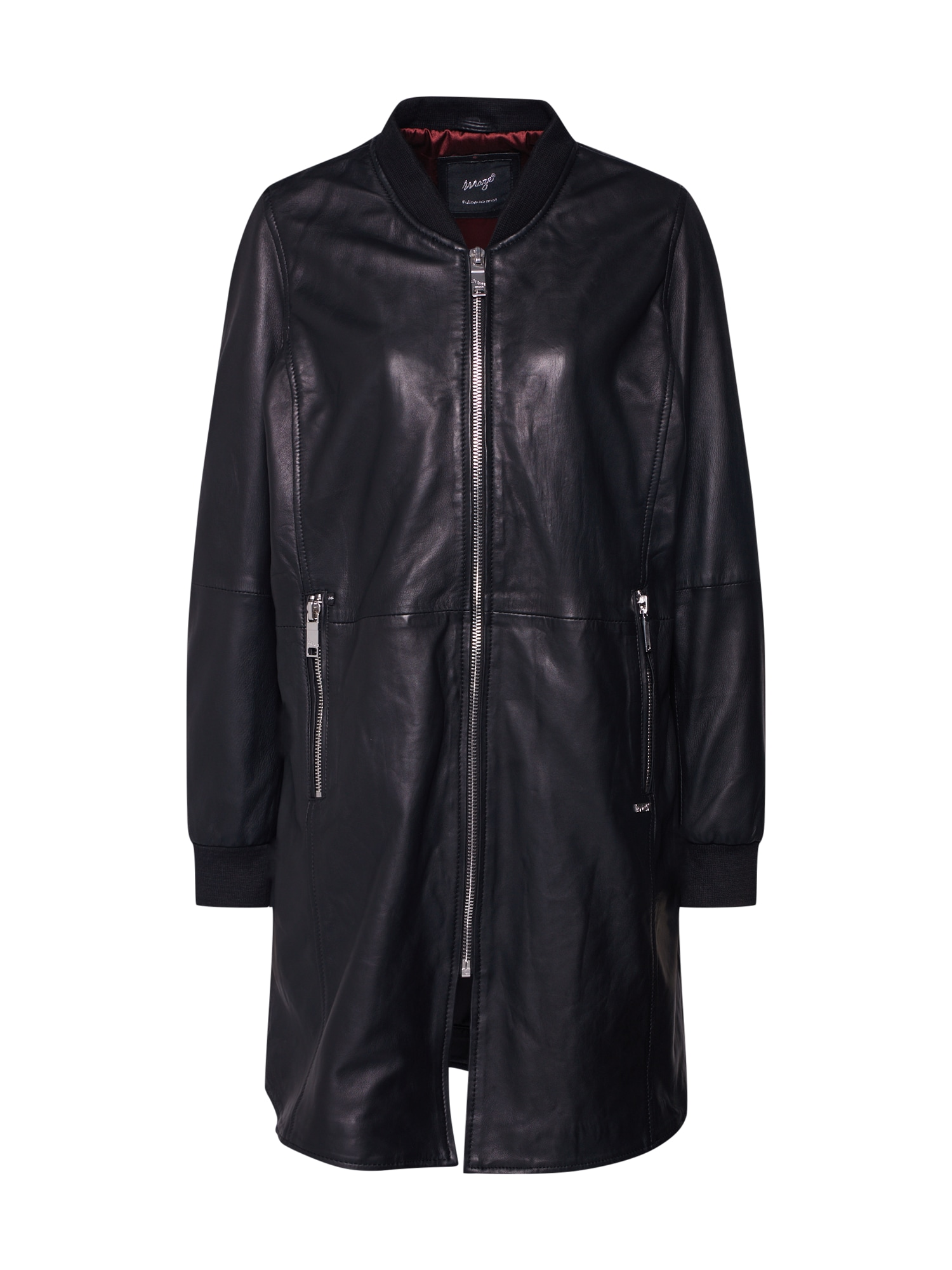 Přechodný kabát Louisiana černá Maze