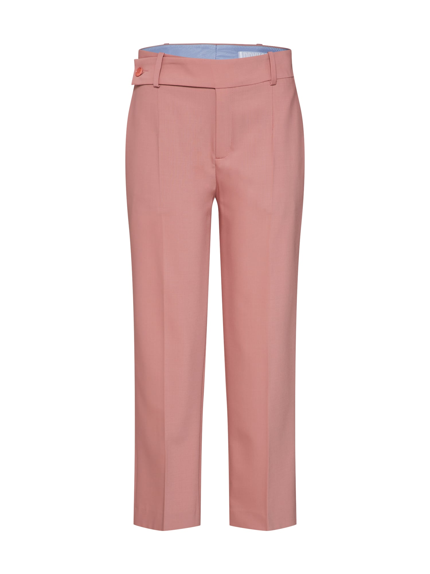 Kalhoty s puky BEGIN starorůžová DRYKORN