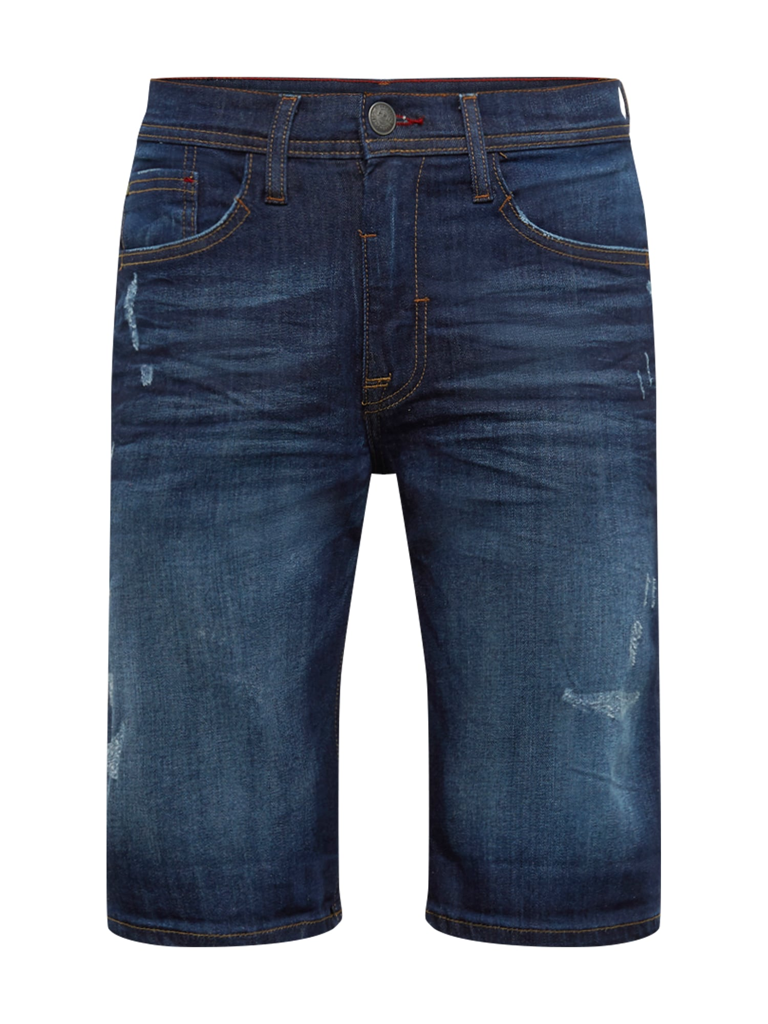 Džíny Denim Shorts Twister Slim modrá džínovina BLEND