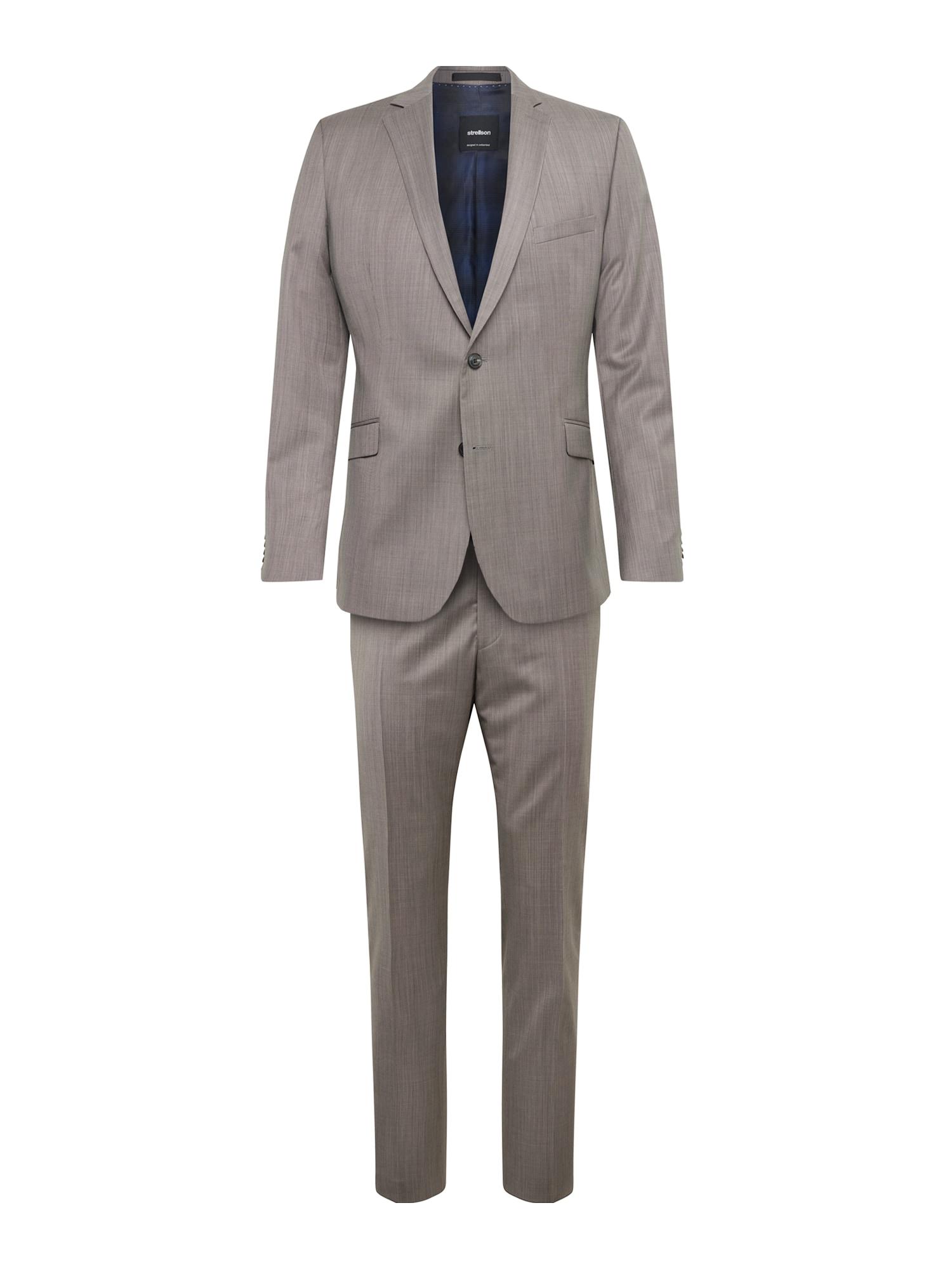 Oblek Allen-Mercer tmavě šedá STRELLSON