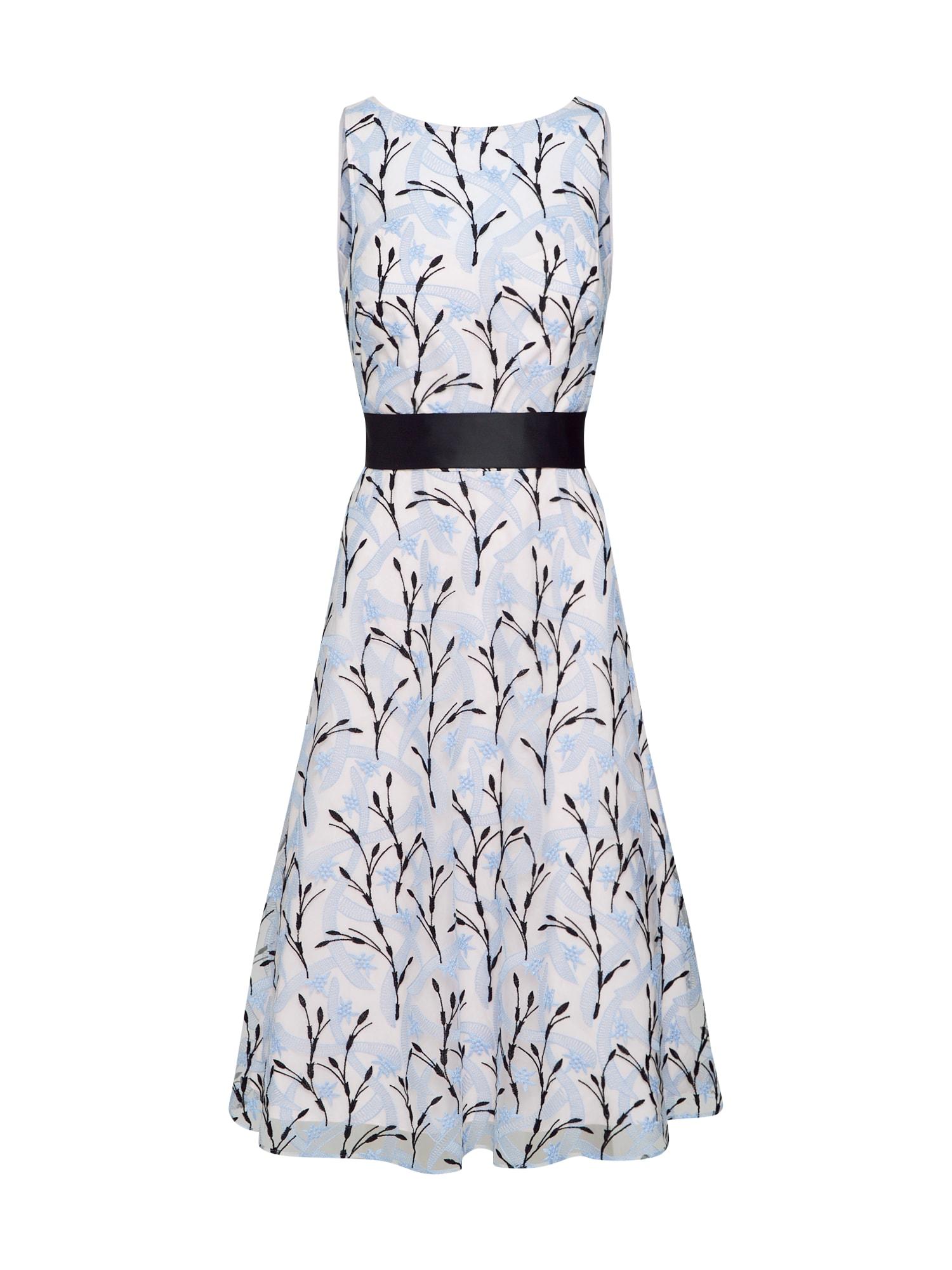 Šaty Dante Ivy Embroidered světlemodrá mix barev Coast