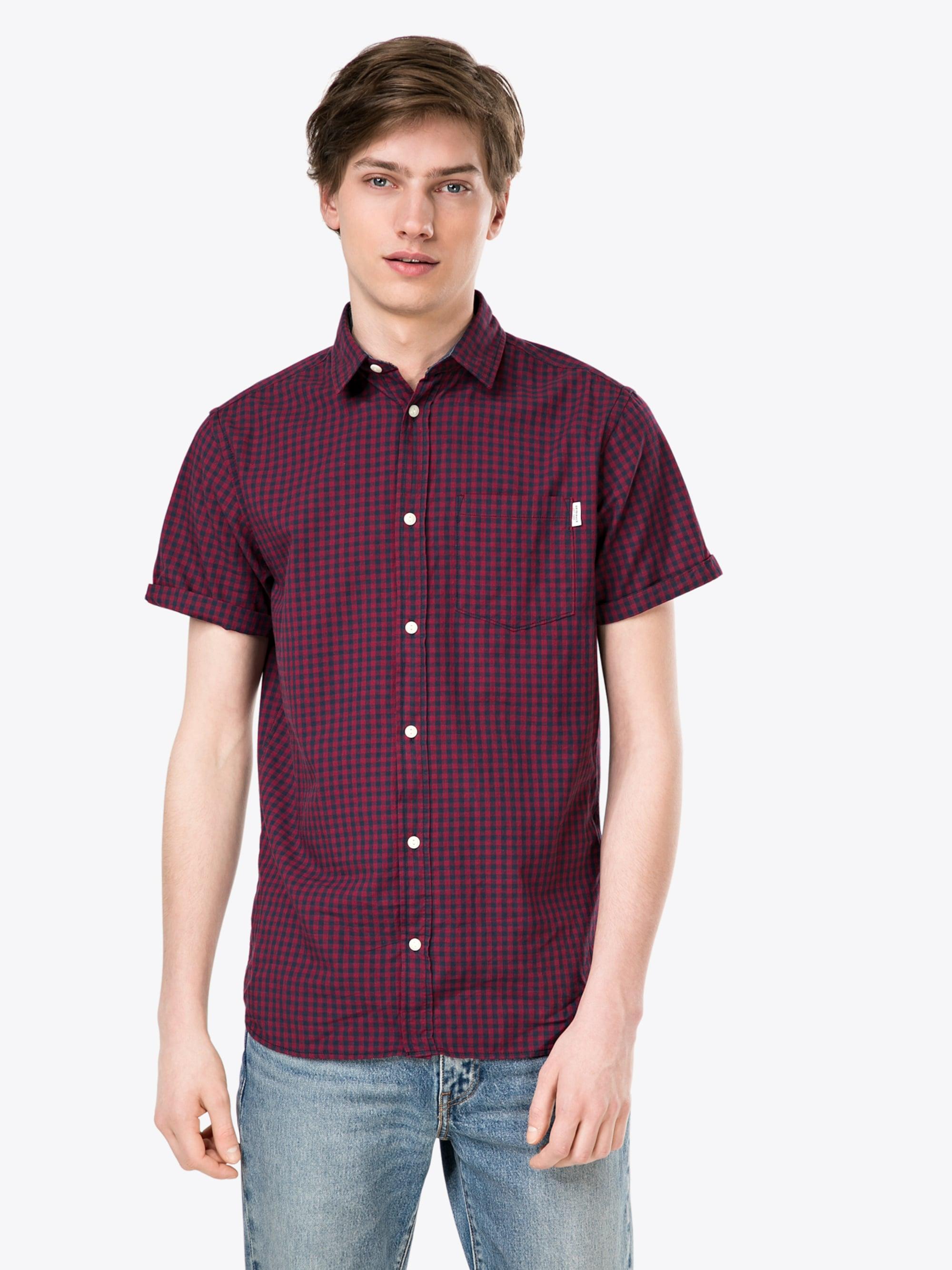 Overhemd 'JORALEX SHIRT SS'