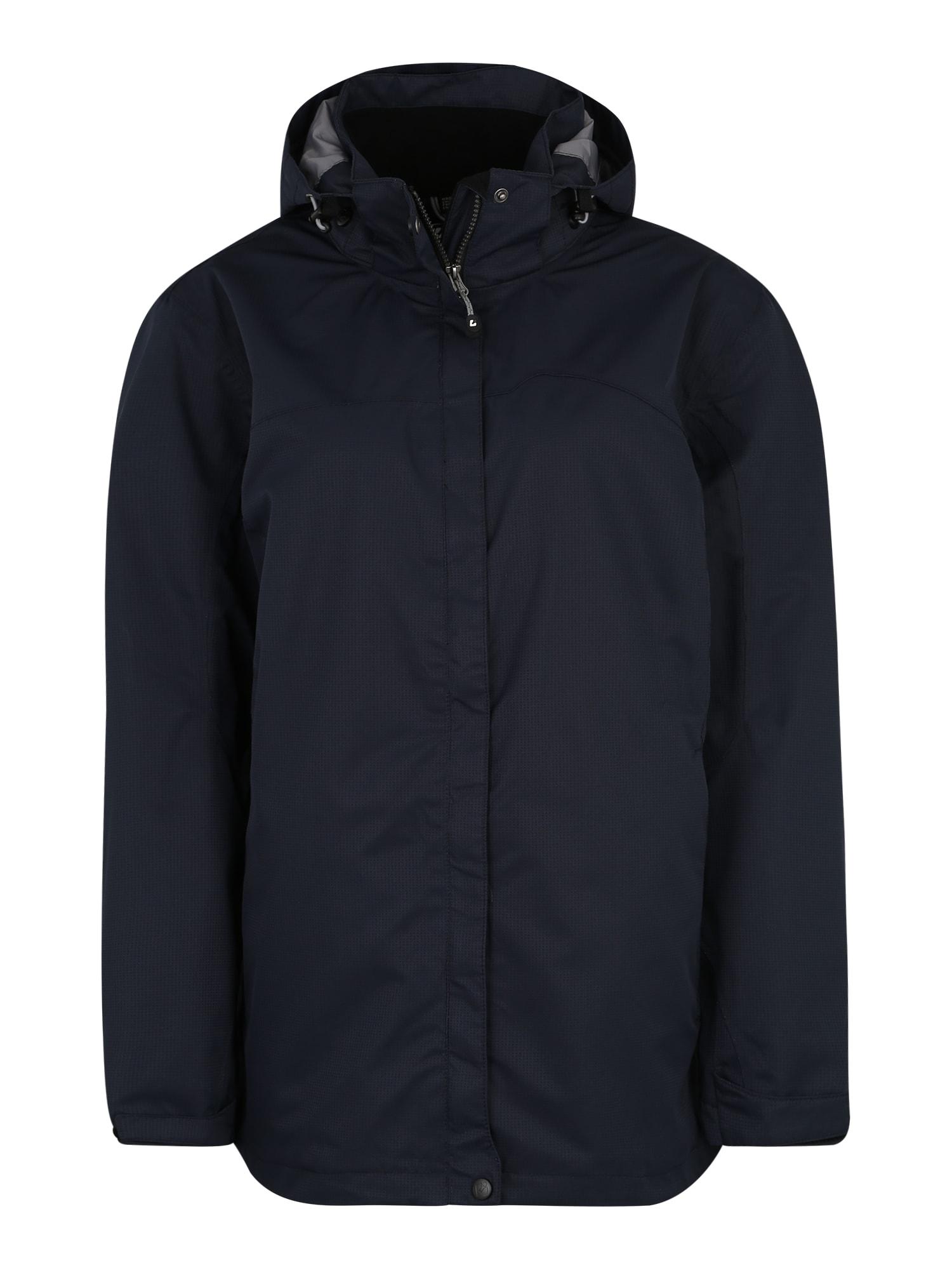 Outdoorová bunda Inkele námořnická modř KILLTEC