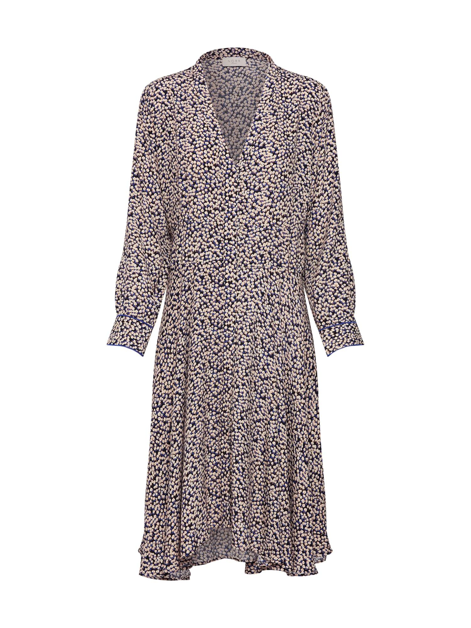 Šaty Debra Dress černá NORR