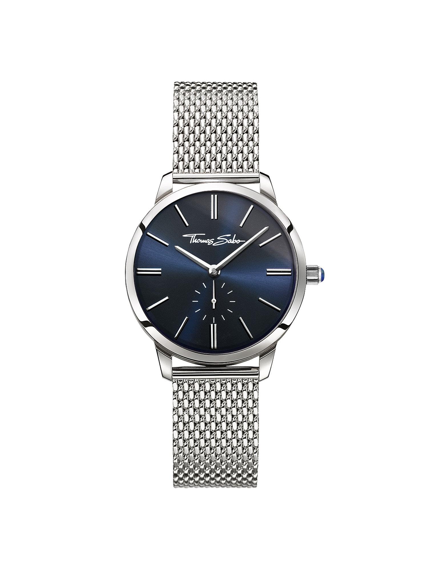 Quarzuhr 'WA0301-201-209-33 mm' | Uhren > Quarzuhren | Silber | Thomas Sabo