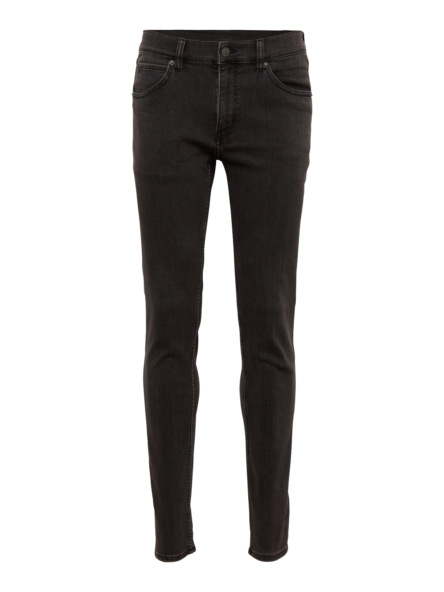 CHEAP MONDAY Heren Jeans Tight donkergrijs