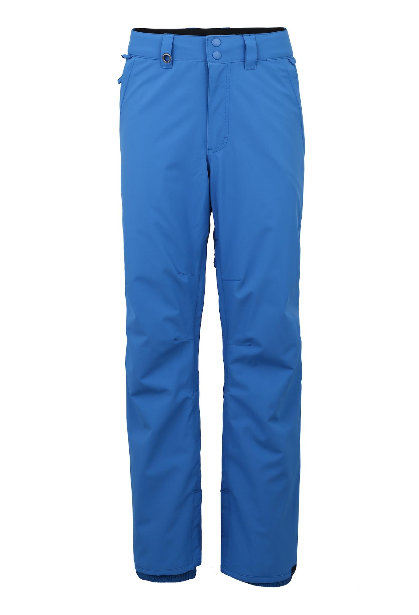 Outdoorové kalhoty ESTATE PT M SNPT BQC0 modrá QUIKSILVER