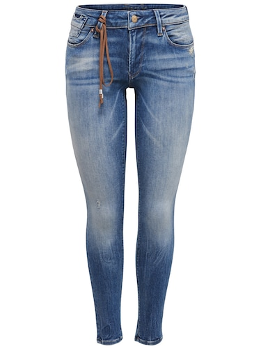 Skinny Fit Jeans Carrie Low