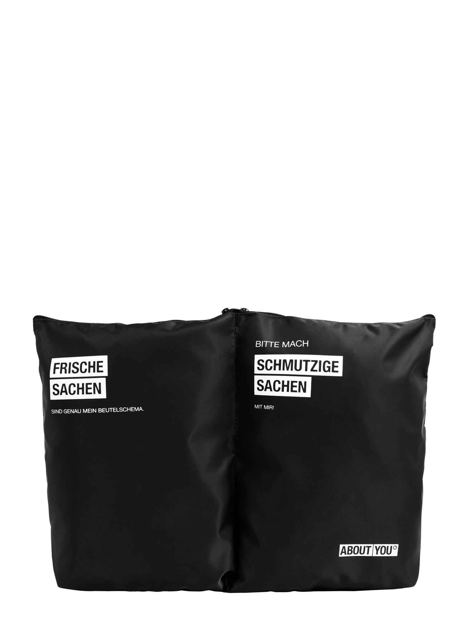 Cestovní taška černá ABOUT YOU