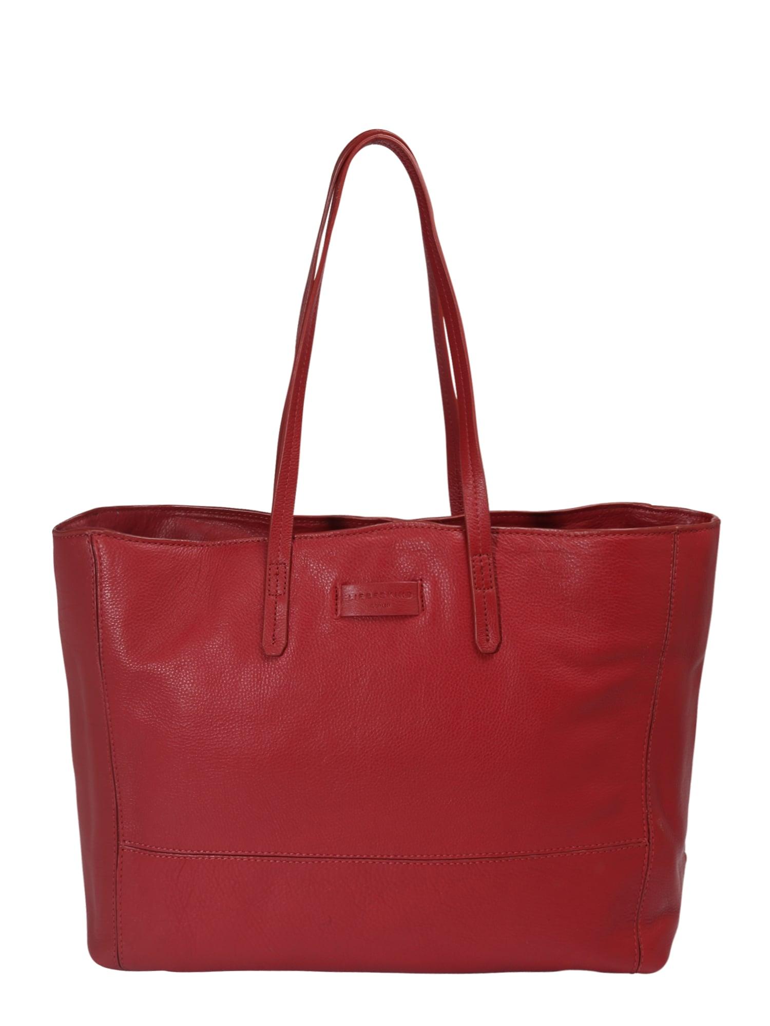 Liebeskind Berlin, Dames Shopper 'ShopperLE9', rood