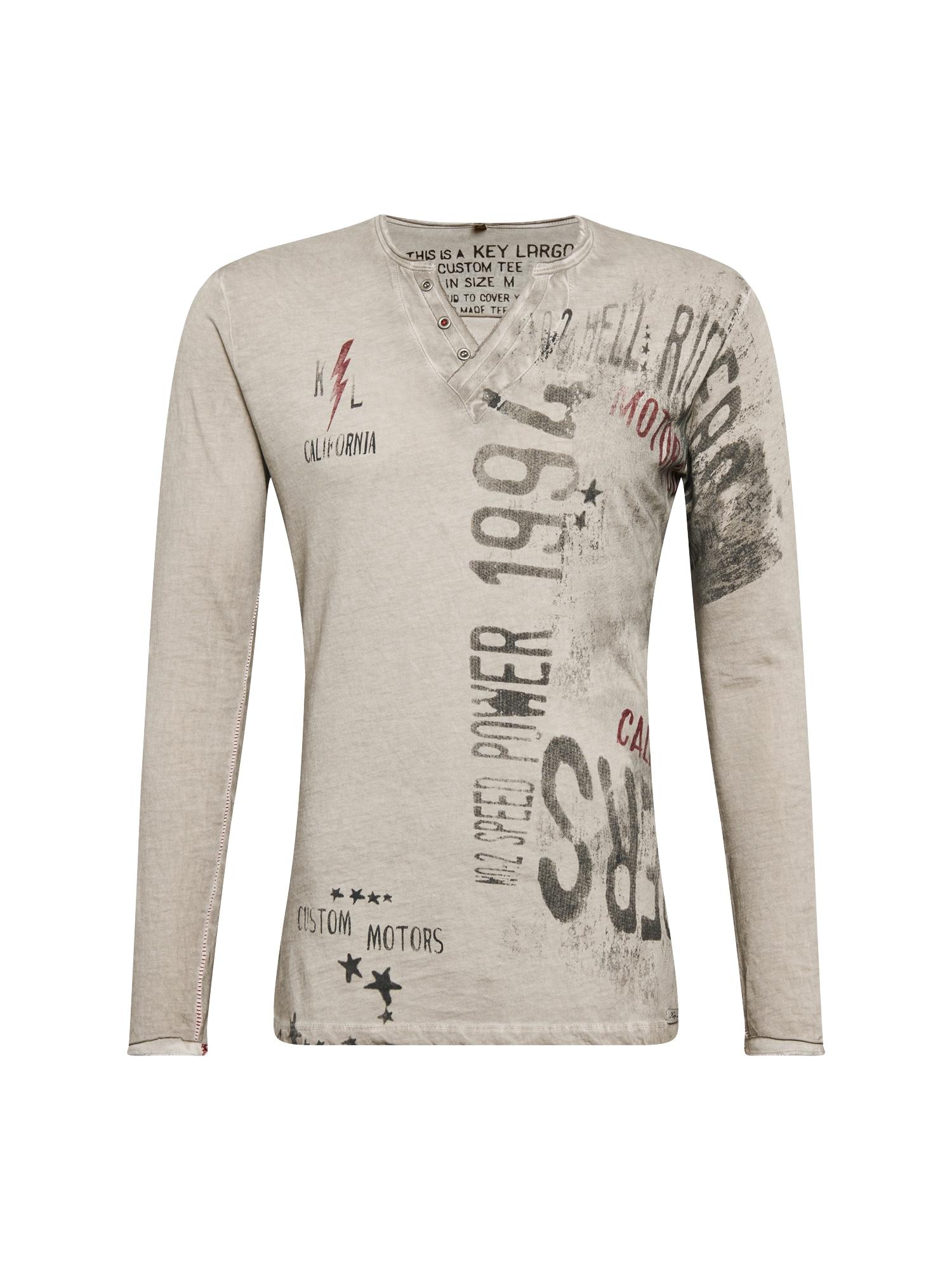 Langarmshirt 'MLS SPEED button' | Bekleidung > Shirts > Langarm Shirts | Key Largo
