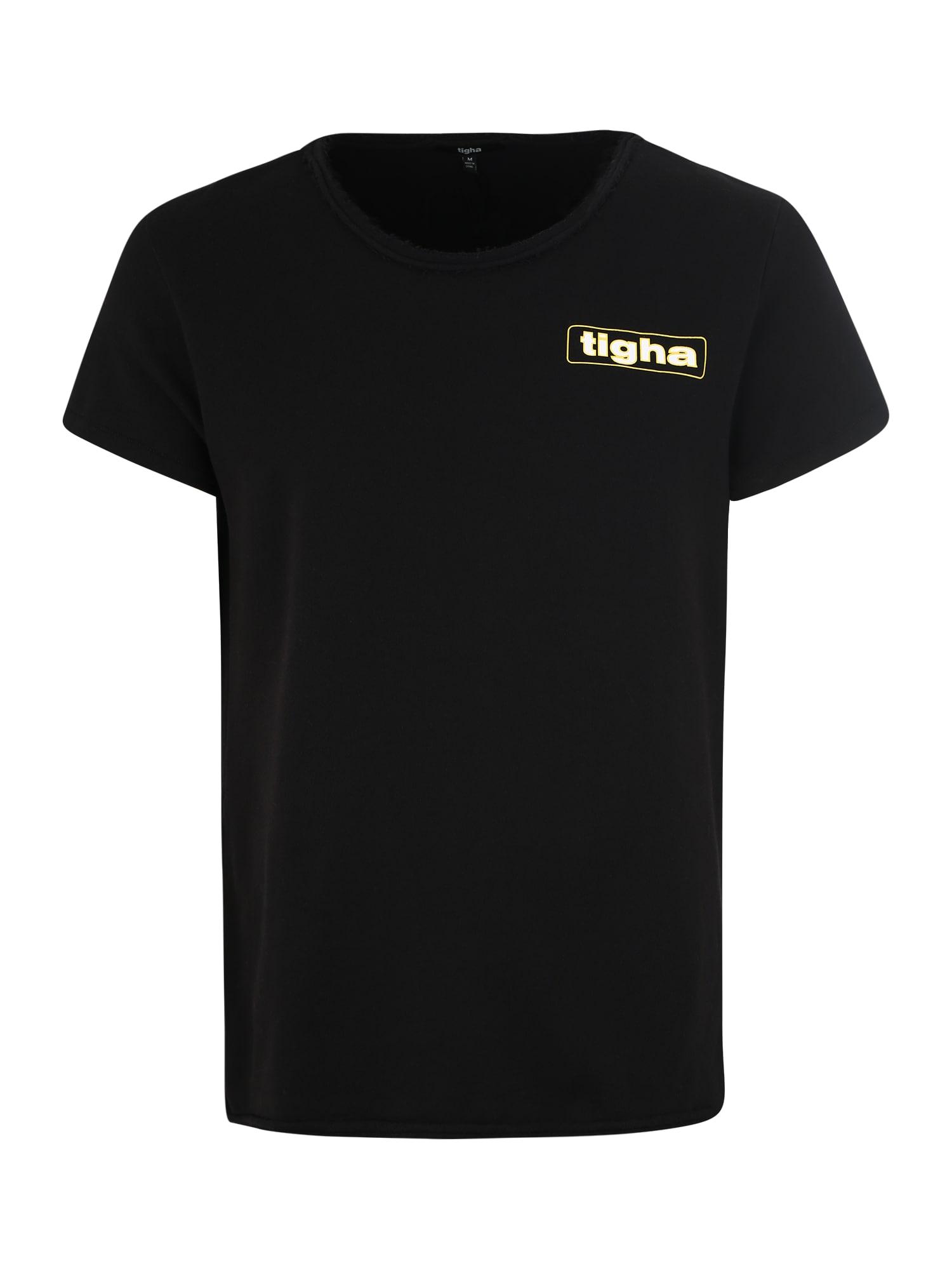 Tričko Meo žlutá černá Tigha