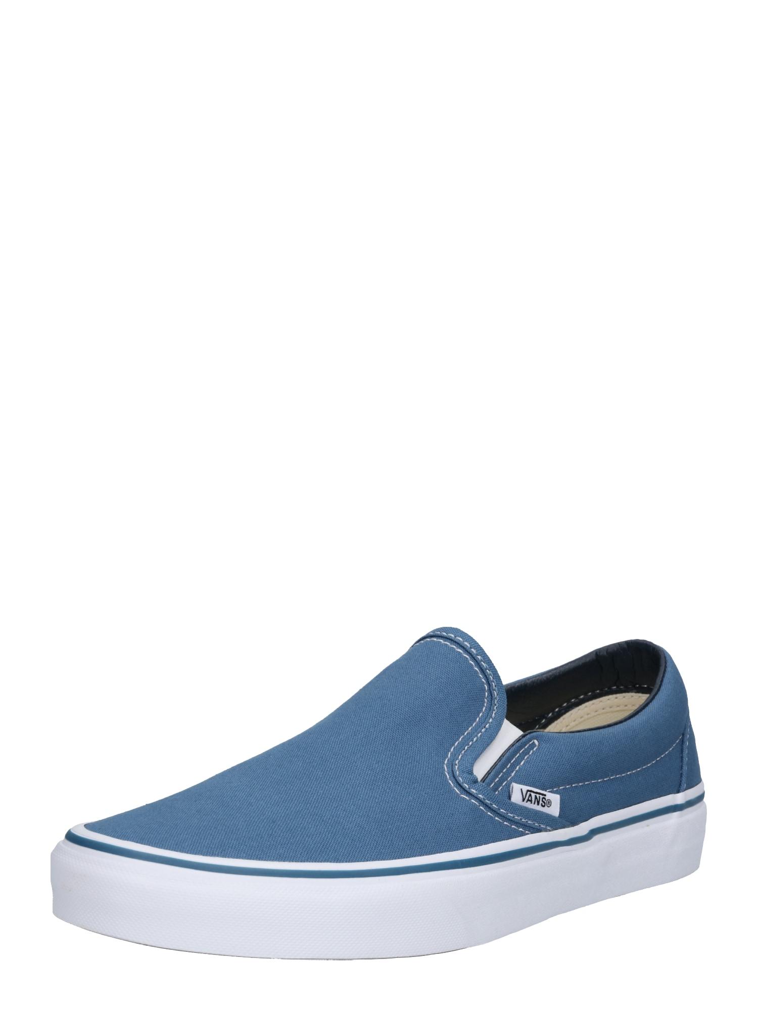 Slipper Classic Slip-On námořnická modř bílá VANS