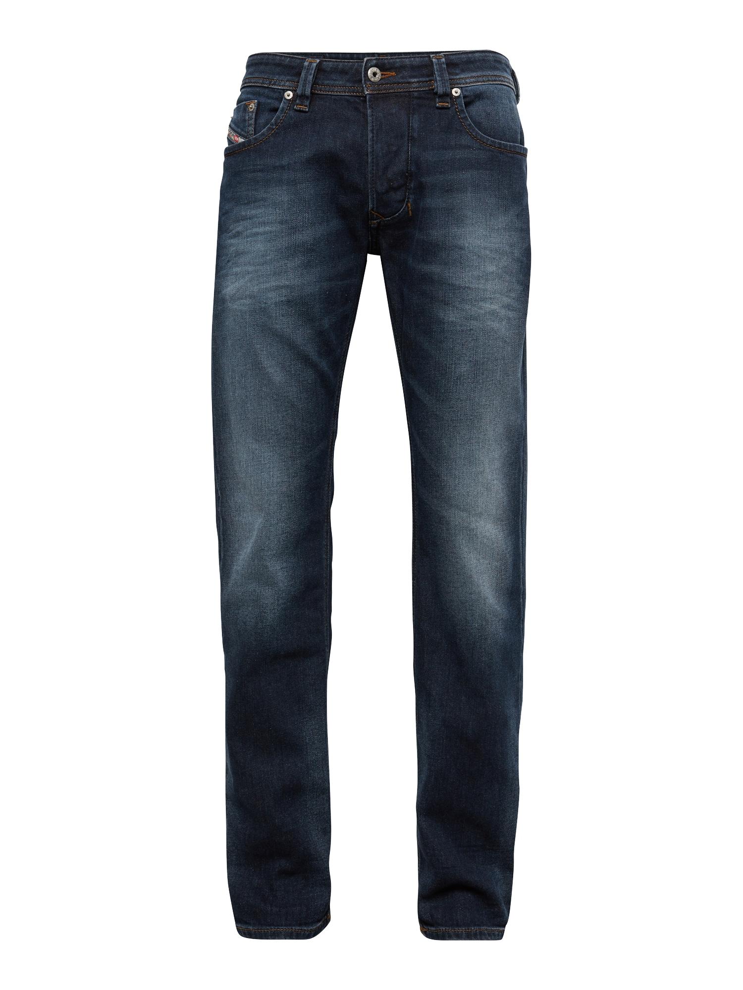 DIESEL Heren Jeans Larkee blue denim