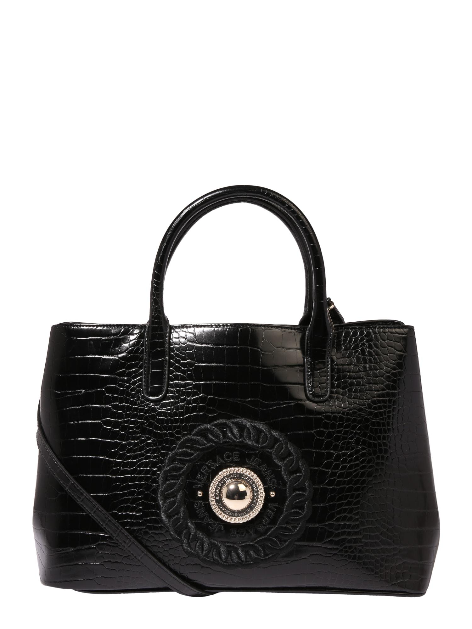 Taška přes rameno VTBBR1 černá Versace Jeans