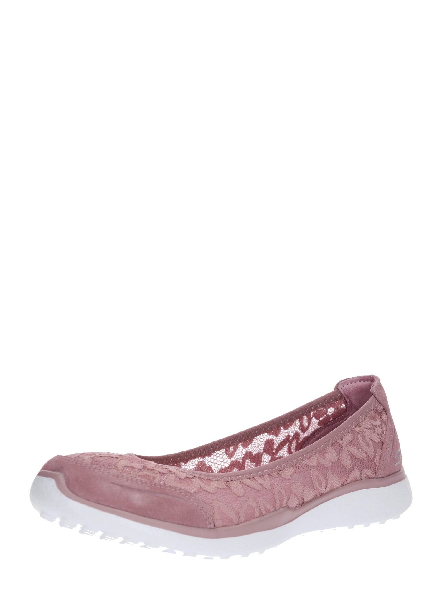 Slipper MICROBURST SWEET BLOOM pink SKECHERS