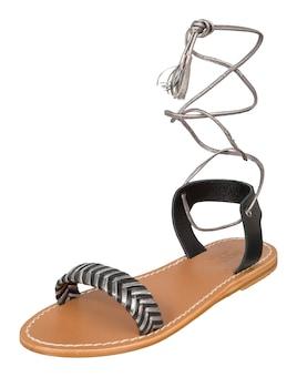 INUOVO Sandale mit Bändern Sale Angebote Koppatz