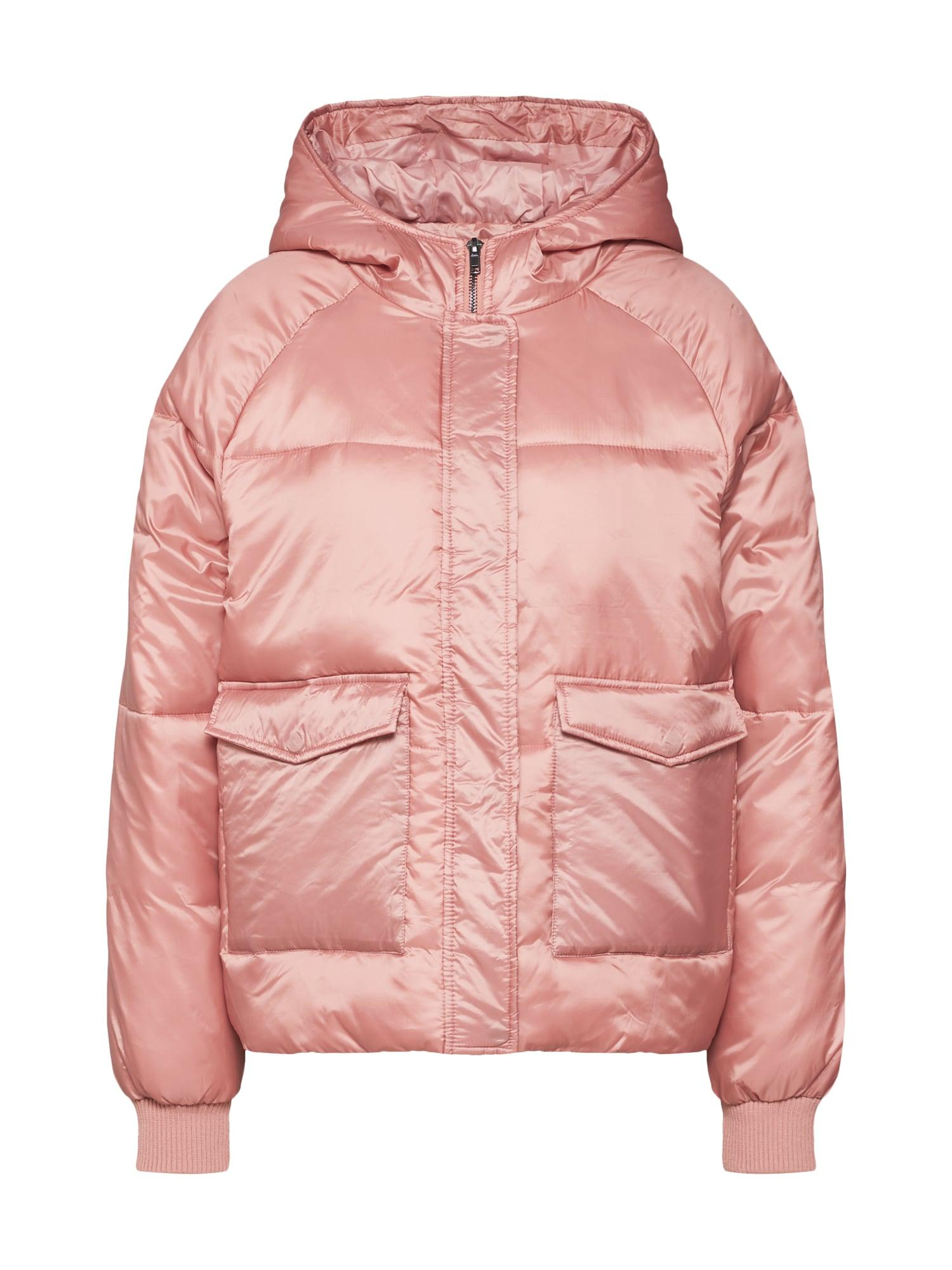 Zimní bunda Arnett růžová SOAKED IN LUXURY