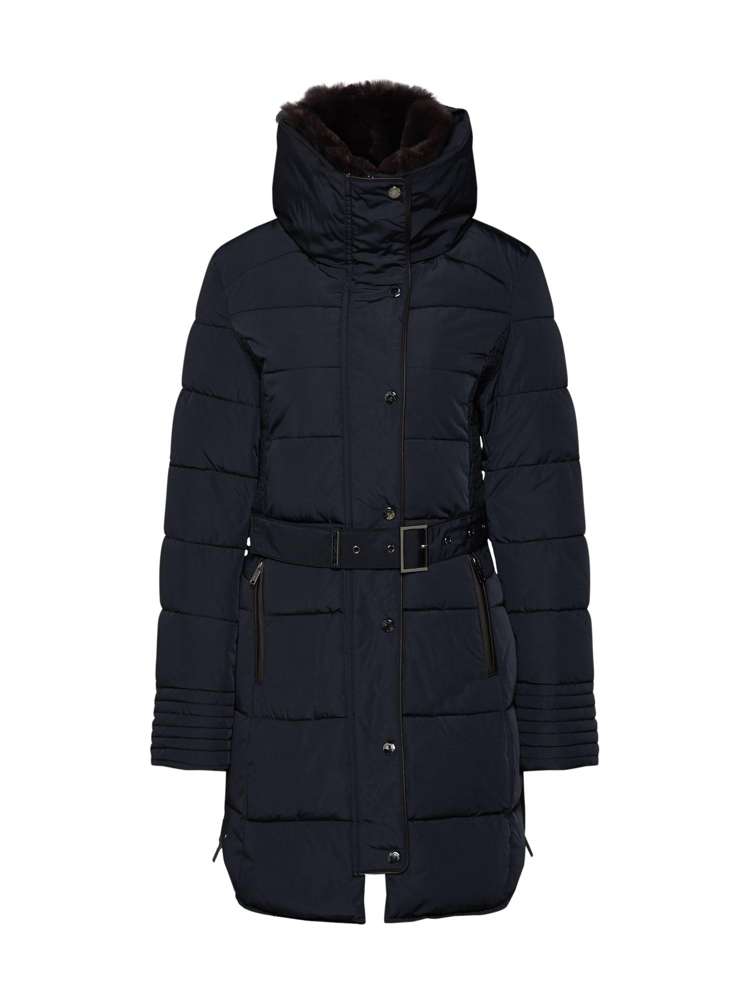 Zimní kabát noční modrá RINO & PELLE