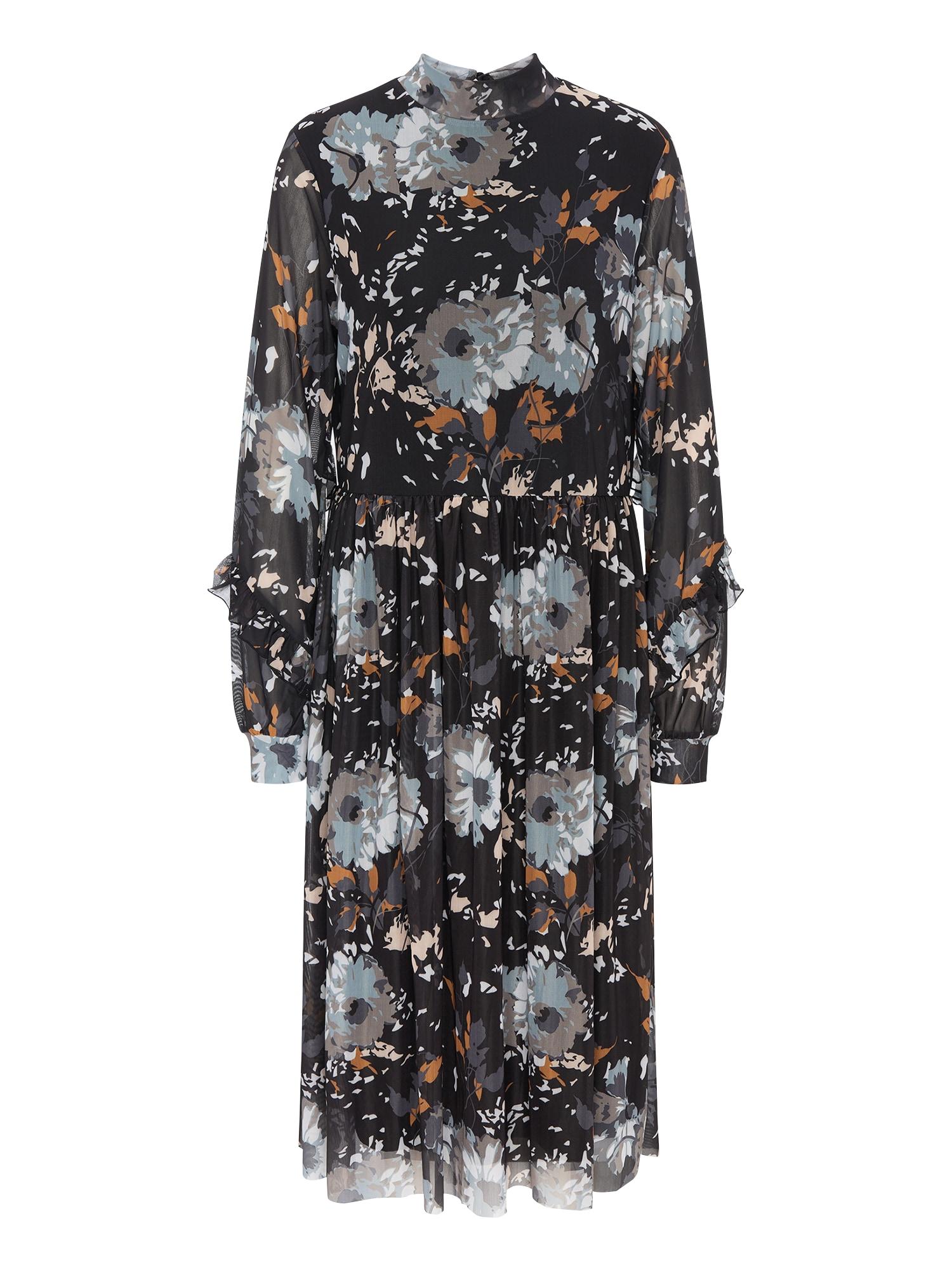 BROADWAY NYC FASHION Šaty 'SAHRI'  mix barev / černá
