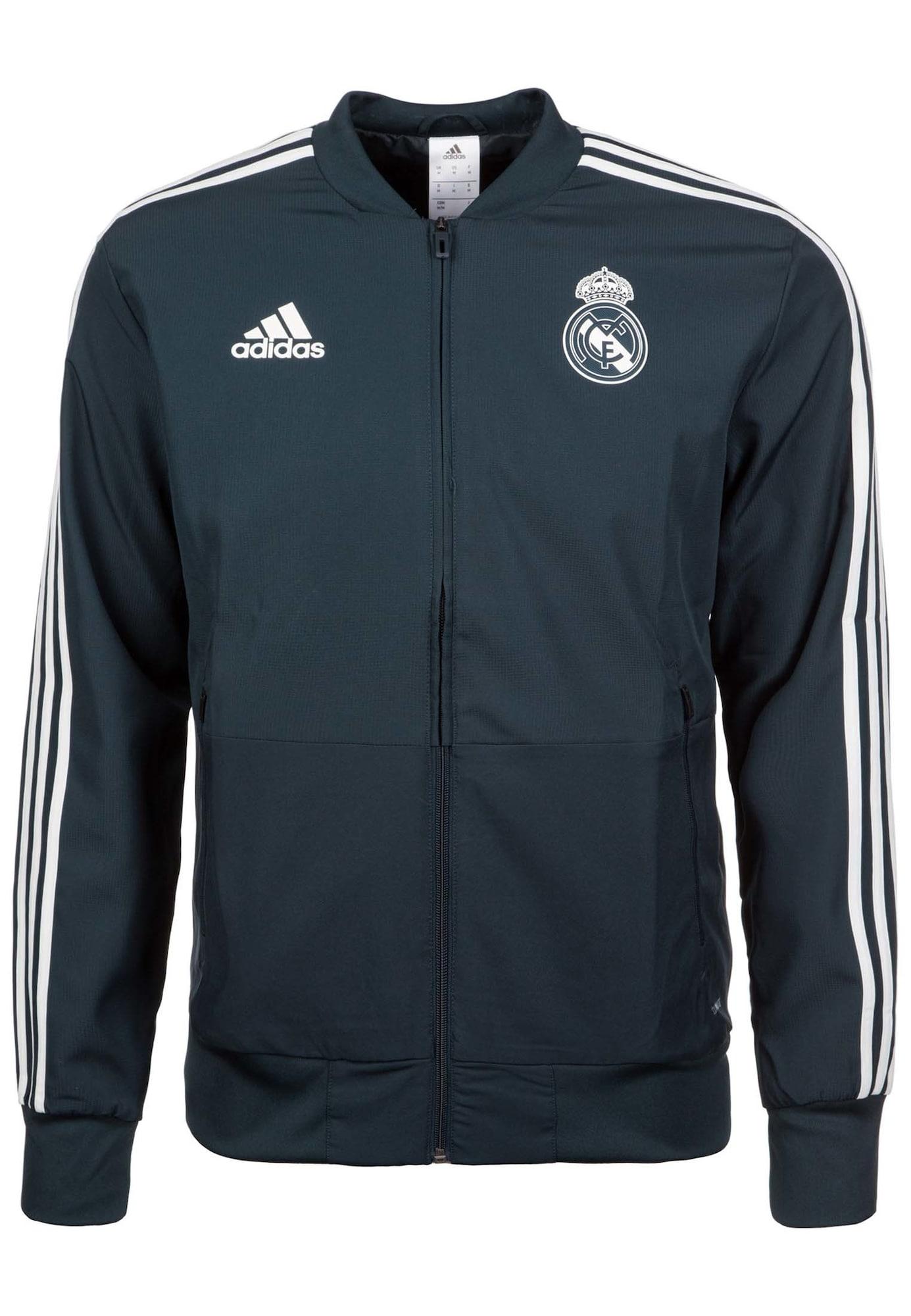Präsentationsjacke 'Real Madrid' | Sportbekleidung > Sportwesten > Steppwesten | ADIDAS PERFORMANCE