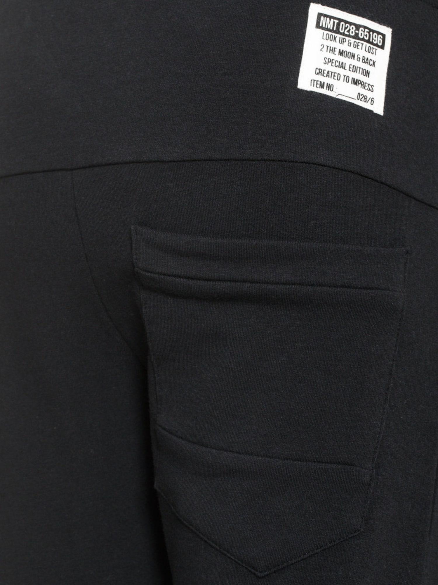 NAME IT Kalhoty 'NKMHONK'  černá