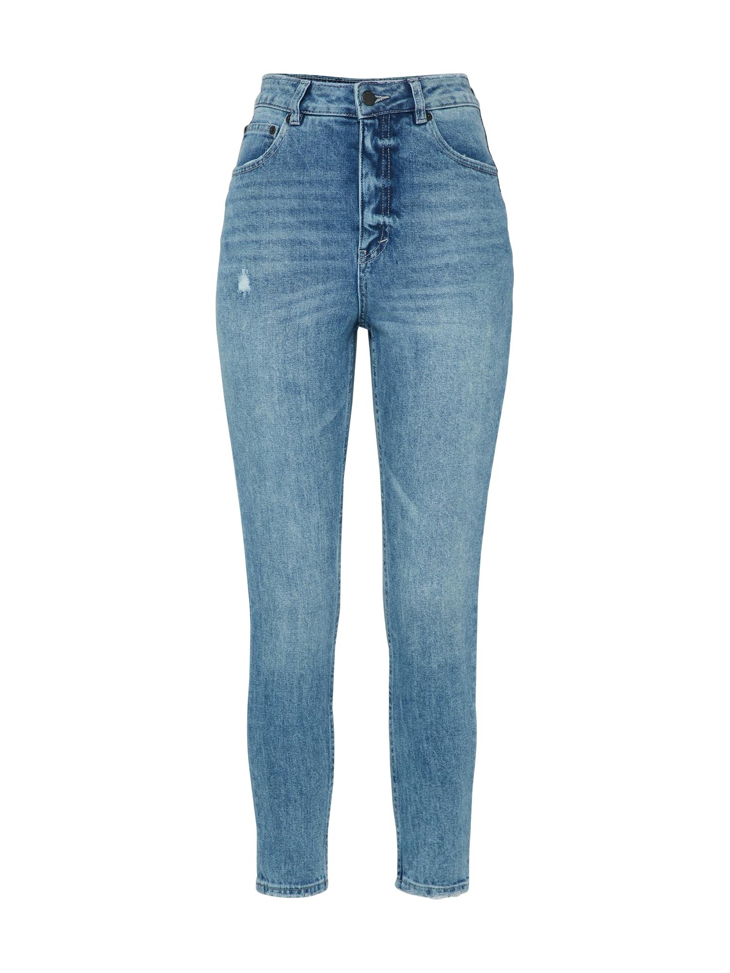 CHEAP MONDAY Dames Jeans Donna blauw