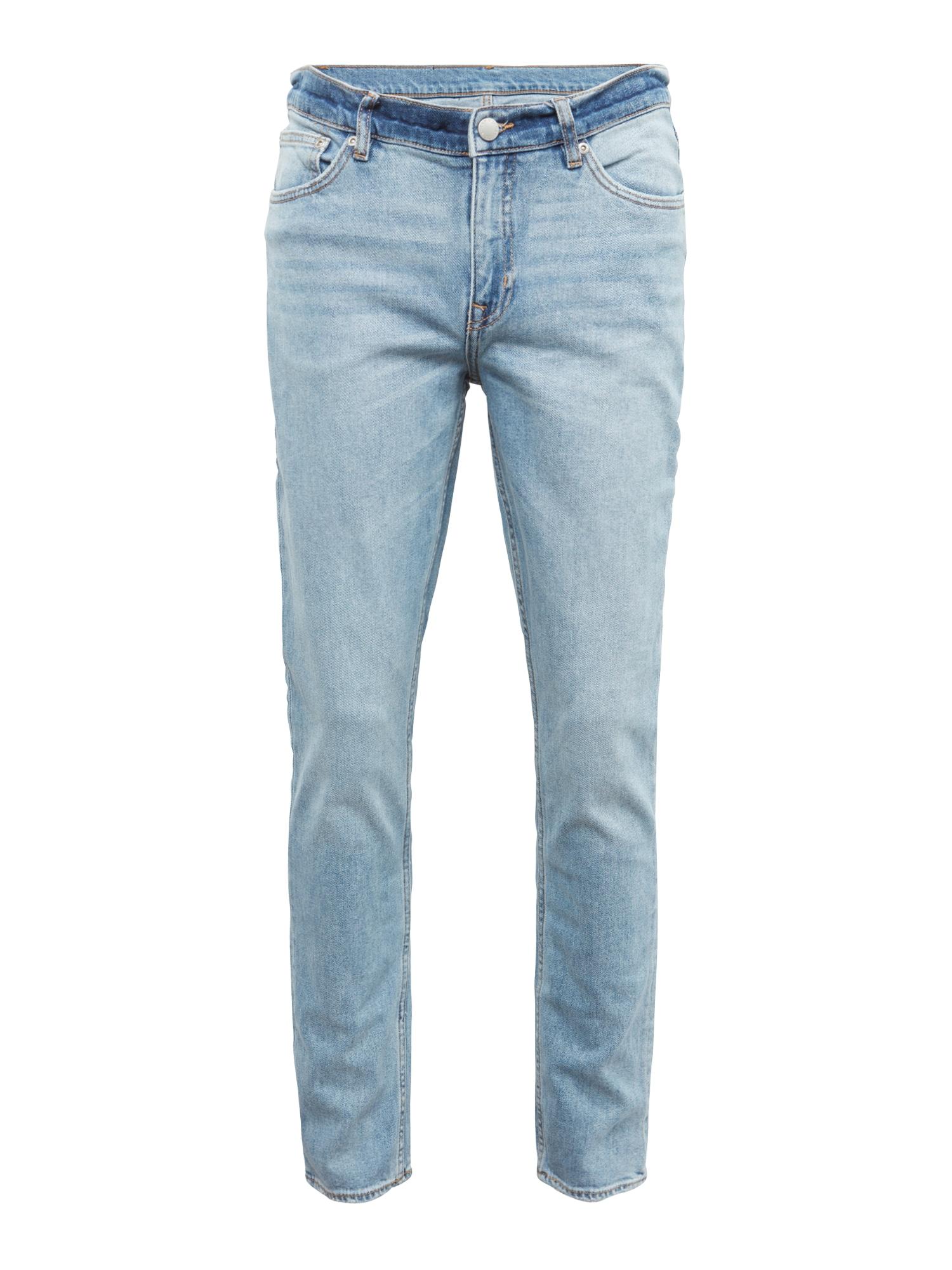 CHEAP MONDAY Heren Jeans Sonic blue denim