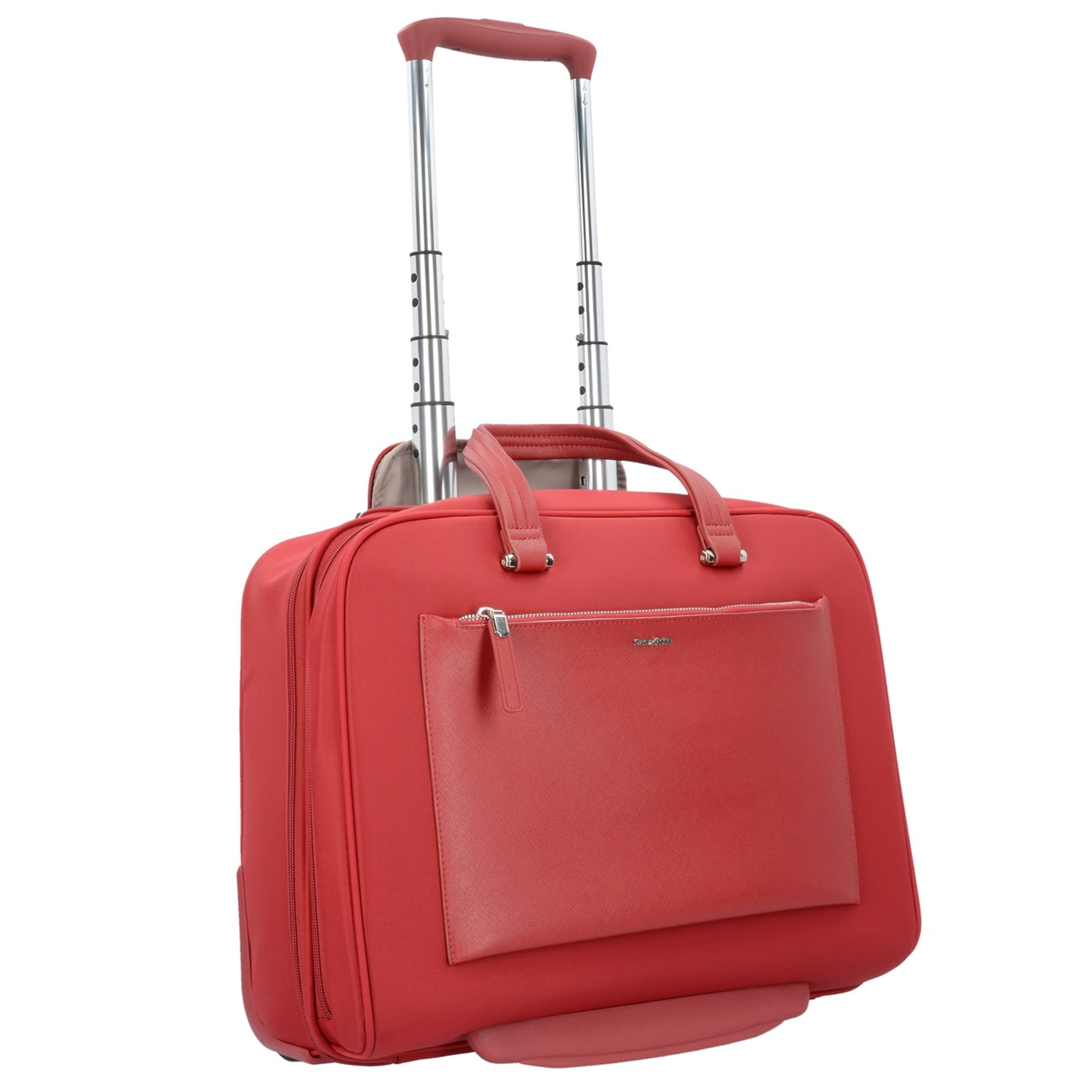 Zalia 2-Rollen Business Trolley 36,5 cm | Taschen > Businesstaschen > Business Trolleys | Koralle | Samsonite