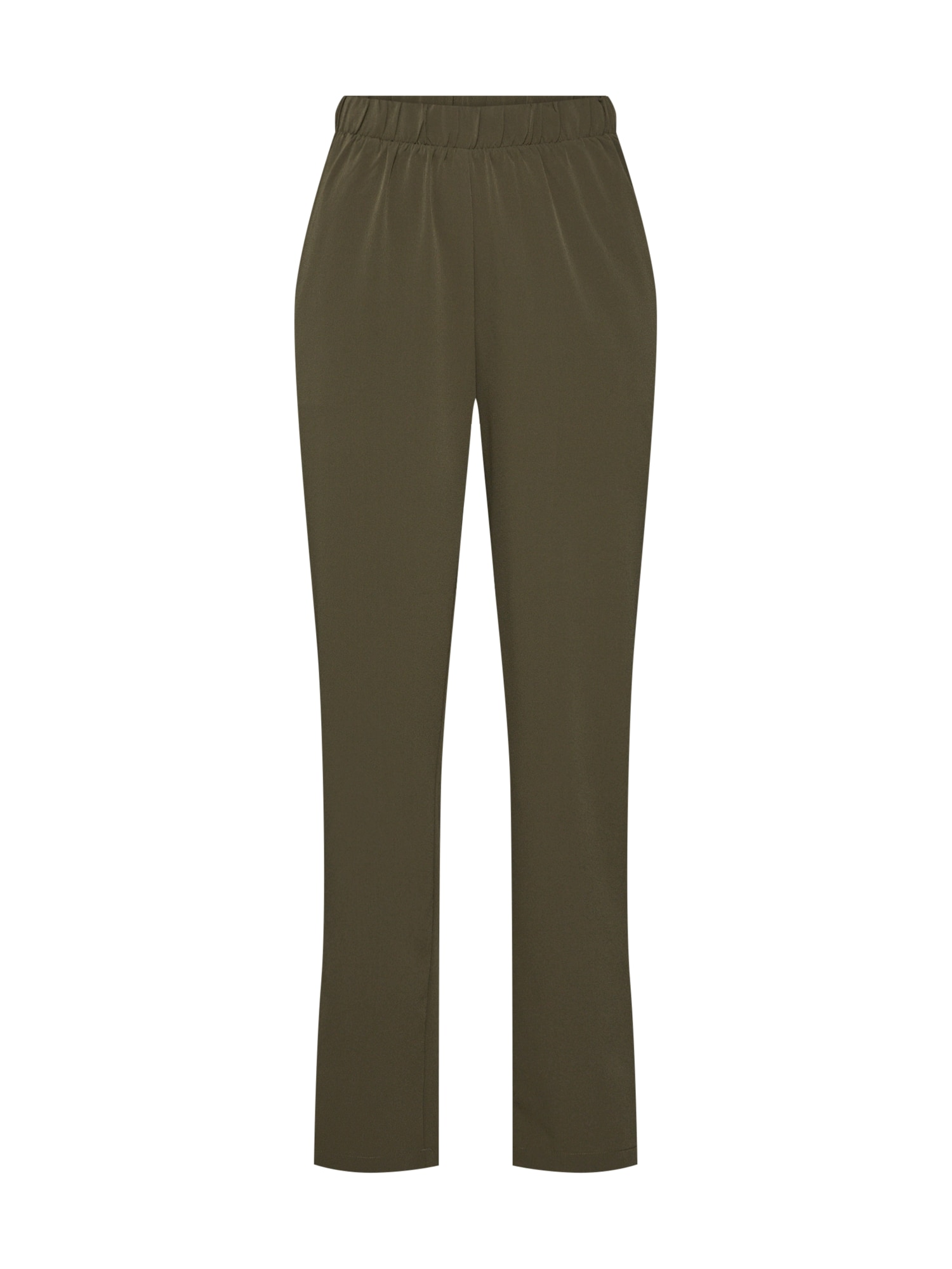 Kalhoty MATTI RECYCLE olivová Noisy May