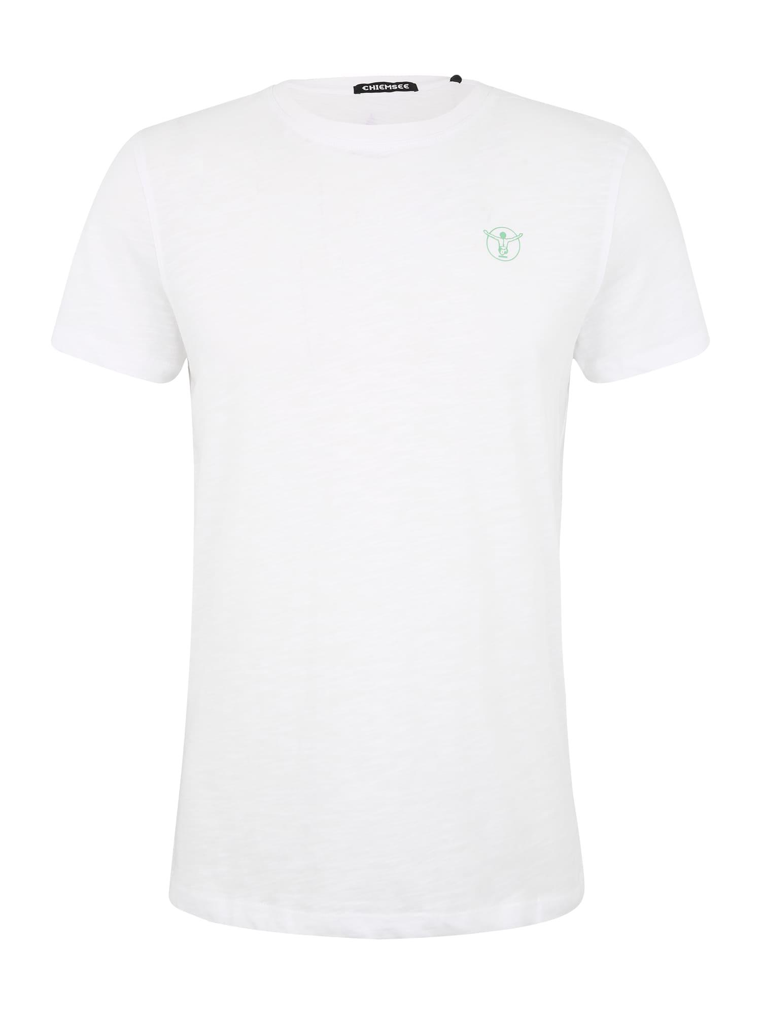 CHIEMSEE Funkční tričko  bílá