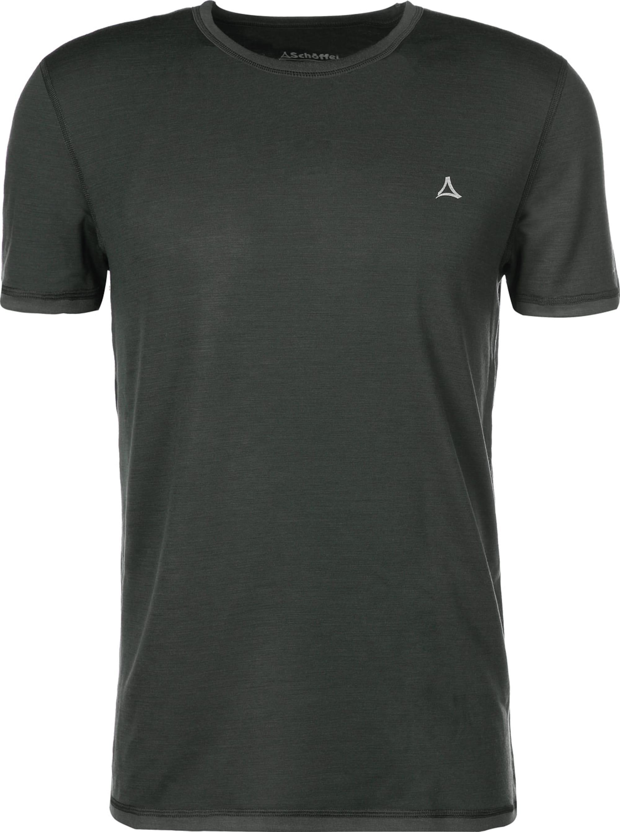 schöffel - Kurzarm-Shirt mit Flachnähten
