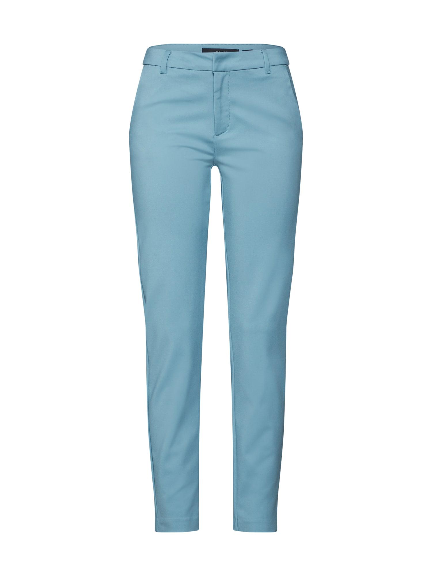 Kalhoty modrá světlemodrá VERO MODA