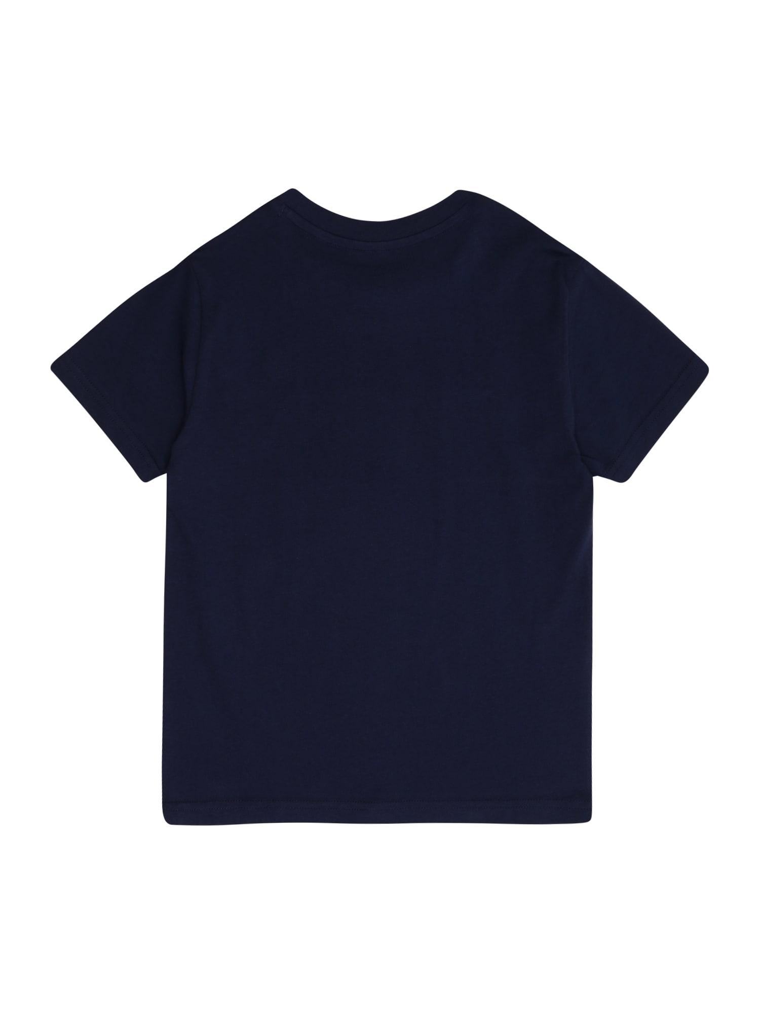 POLO RALPH LAUREN, Jongens Shirt, blauw - navy