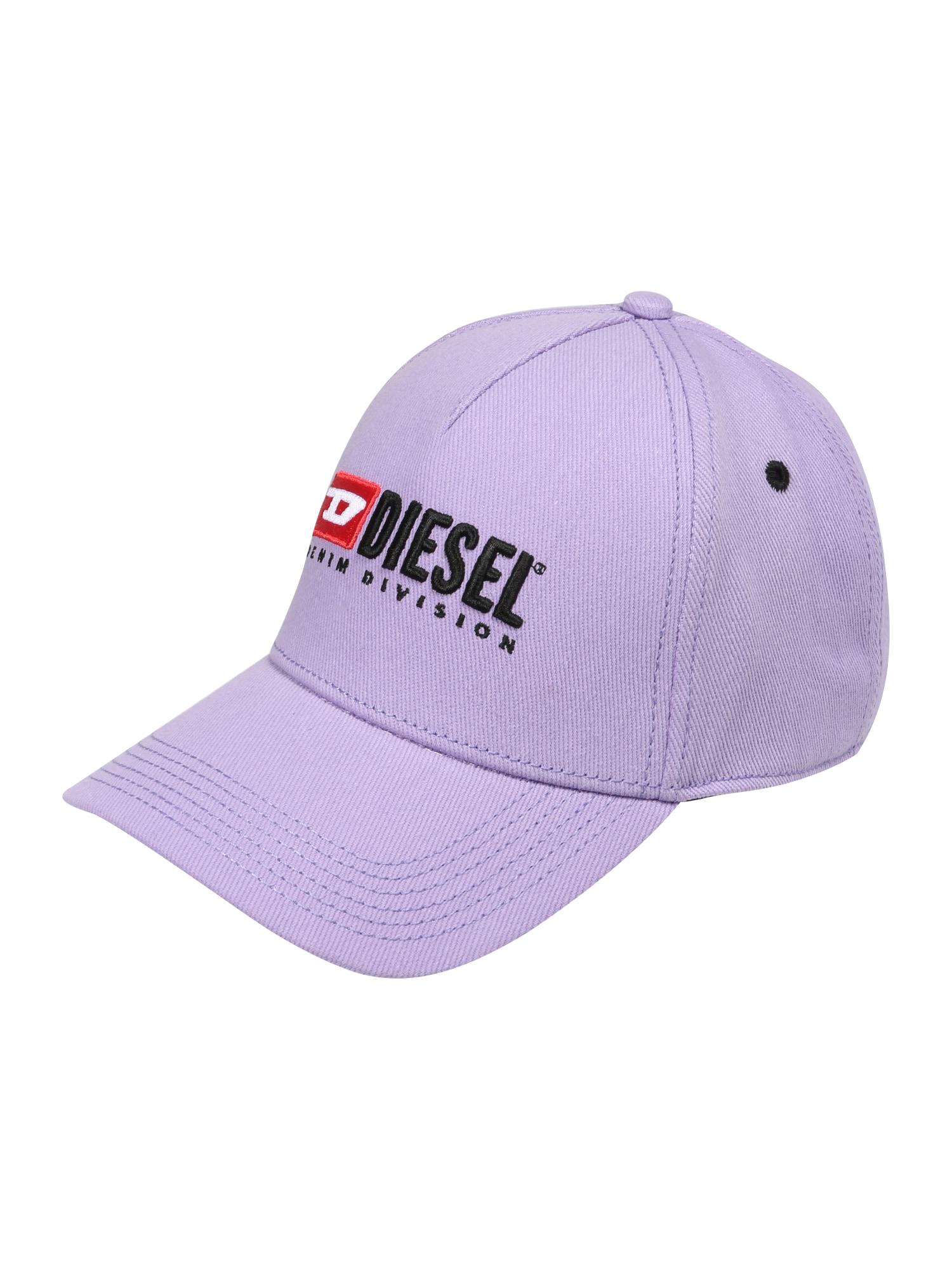 Kšiltovka CAKERYM-MAX HUT fialová DIESEL