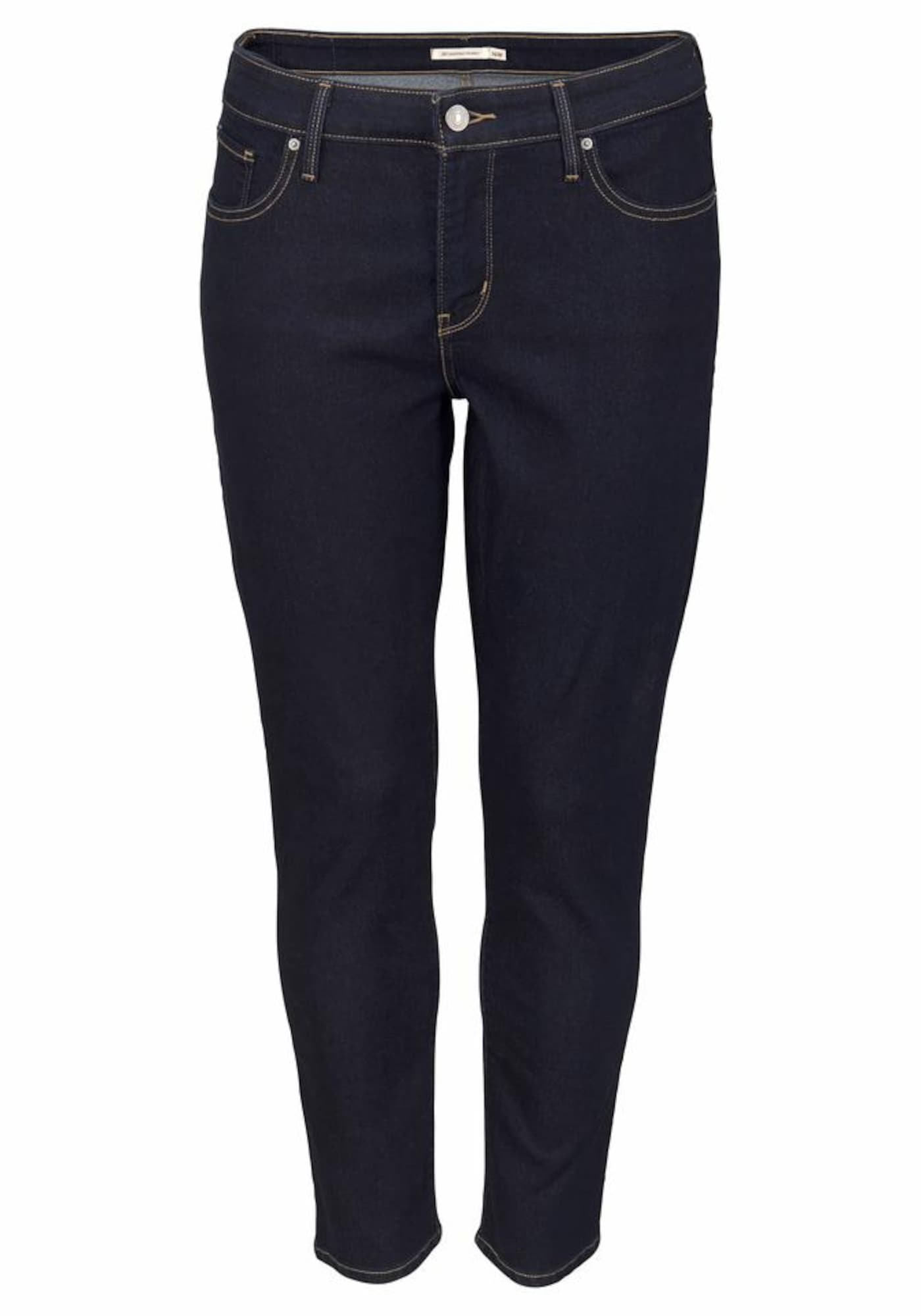 LEVI'S Dames Jeans s® 5-Pocket-Jeans Shaping Straight 311 blauw